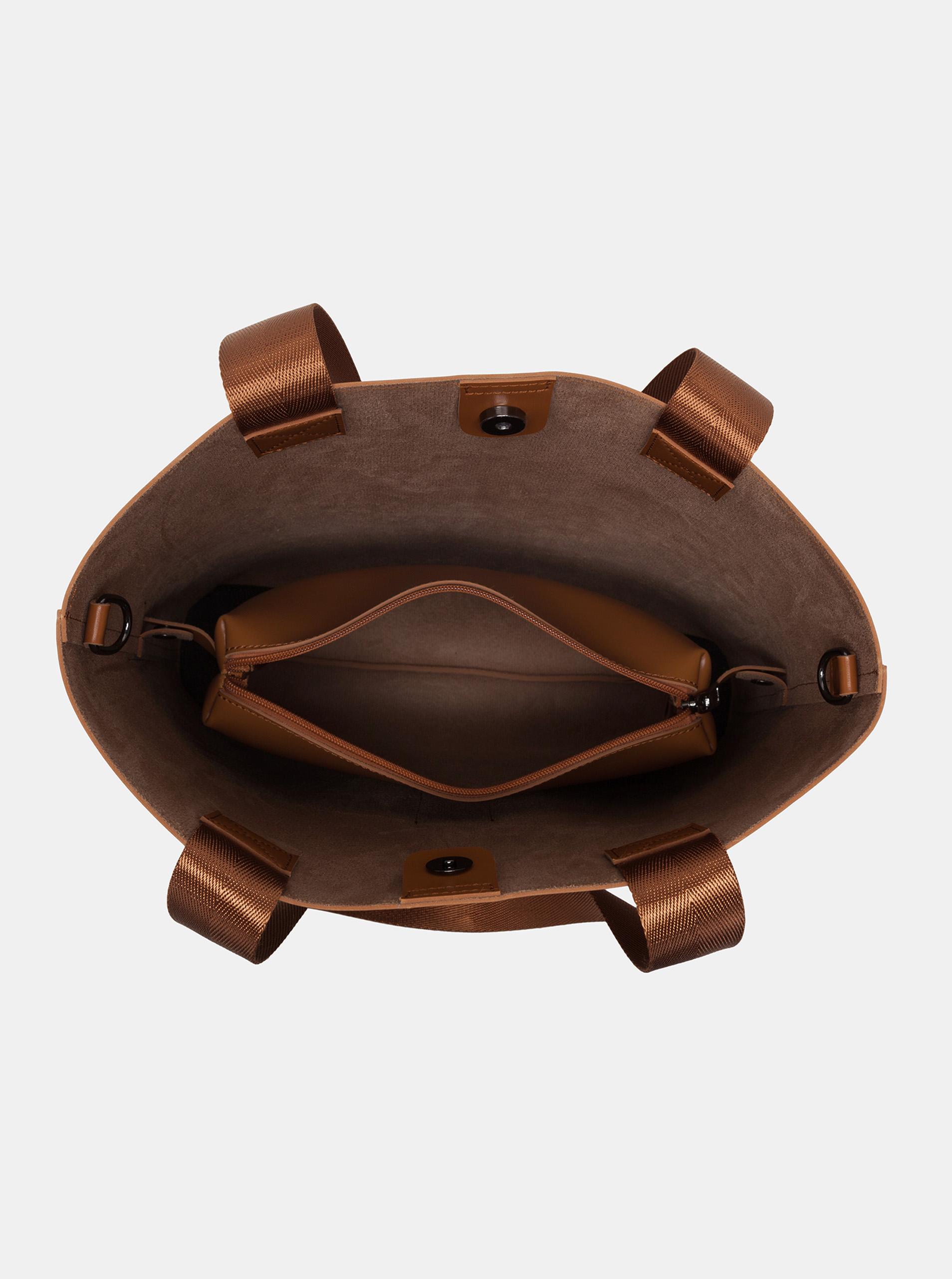 Claudia Canova brązowy torebka
