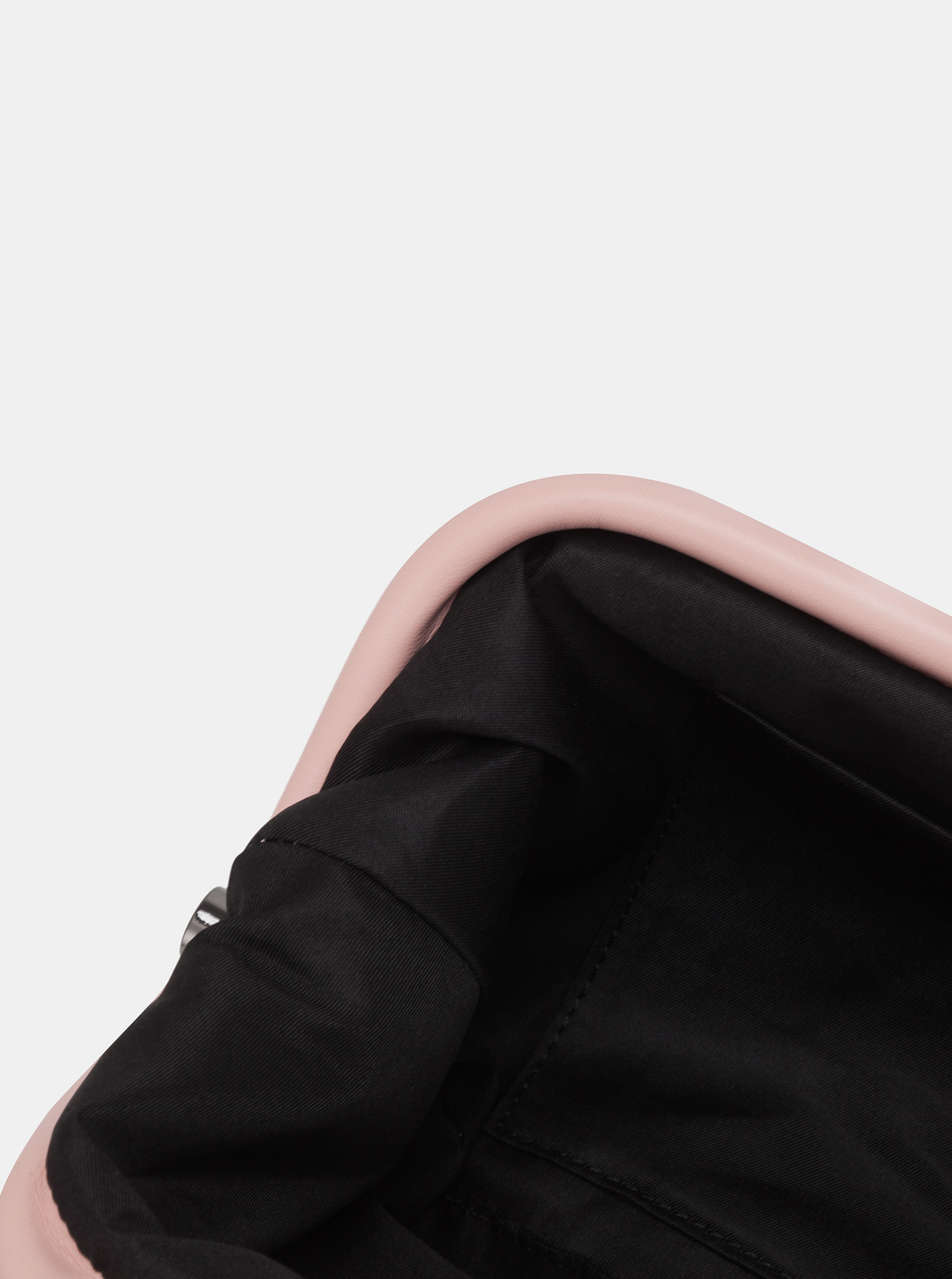 Claudia Canova różowy crossbody torebka