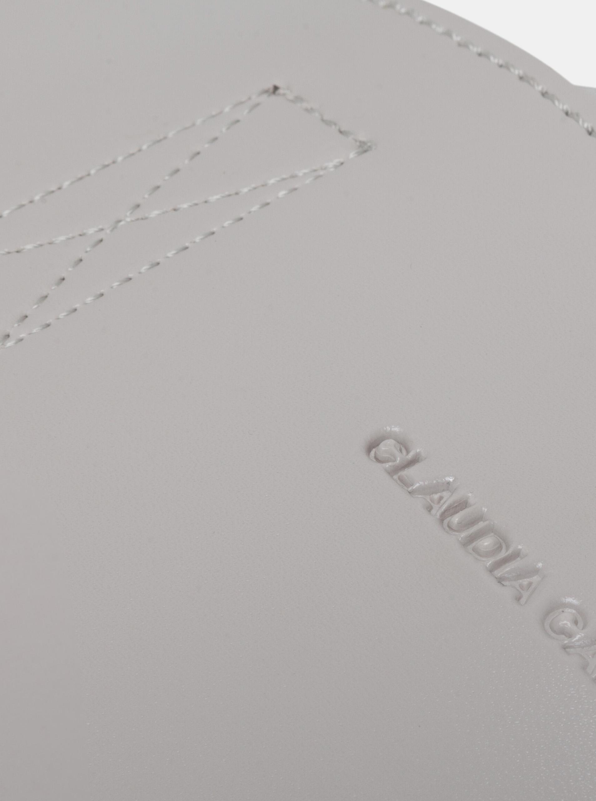 Claudia Canova szary duża torebka