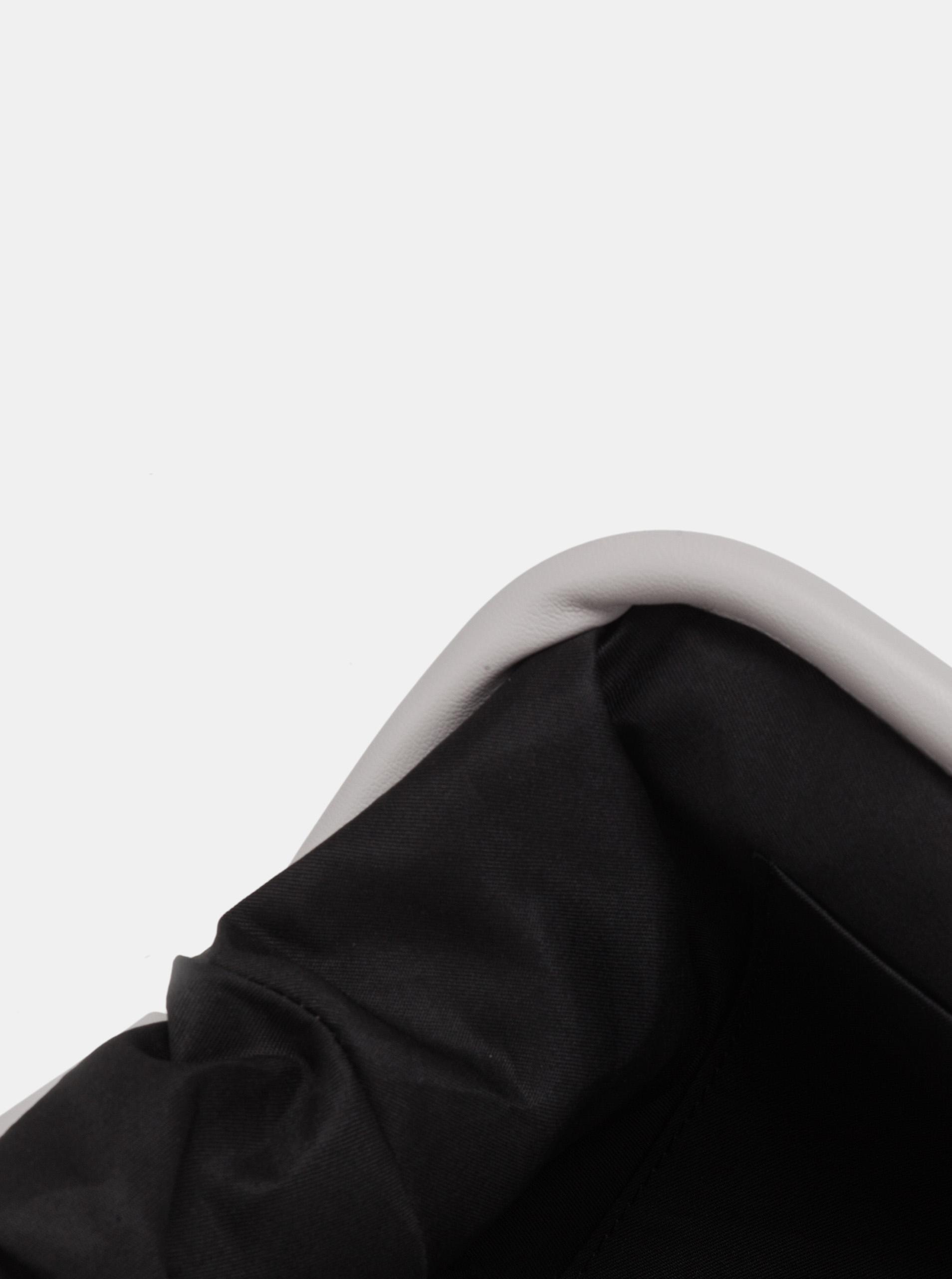 Claudia Canova szary crossbody torebka