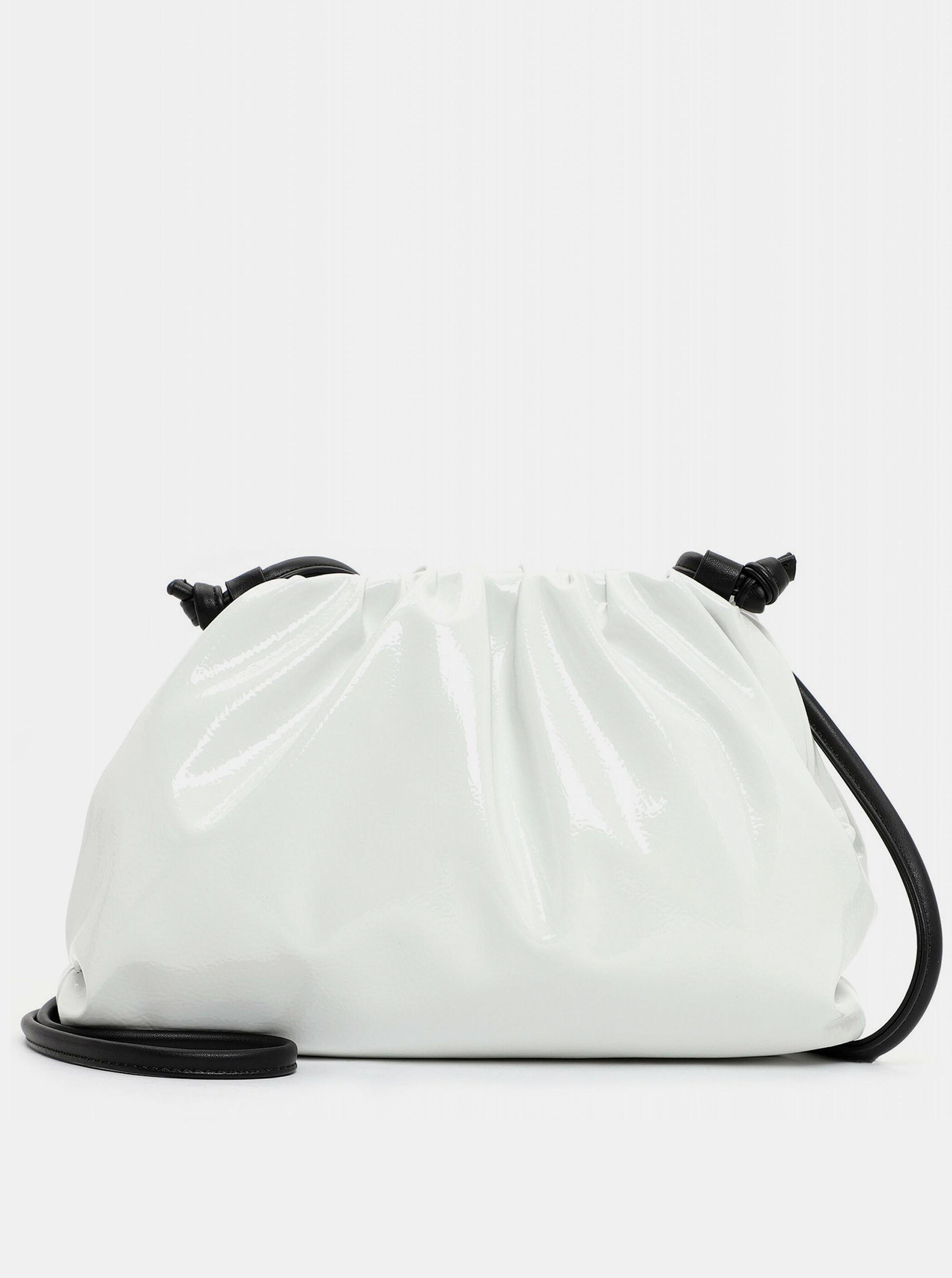 Tamaris biały crossbody mała torebka