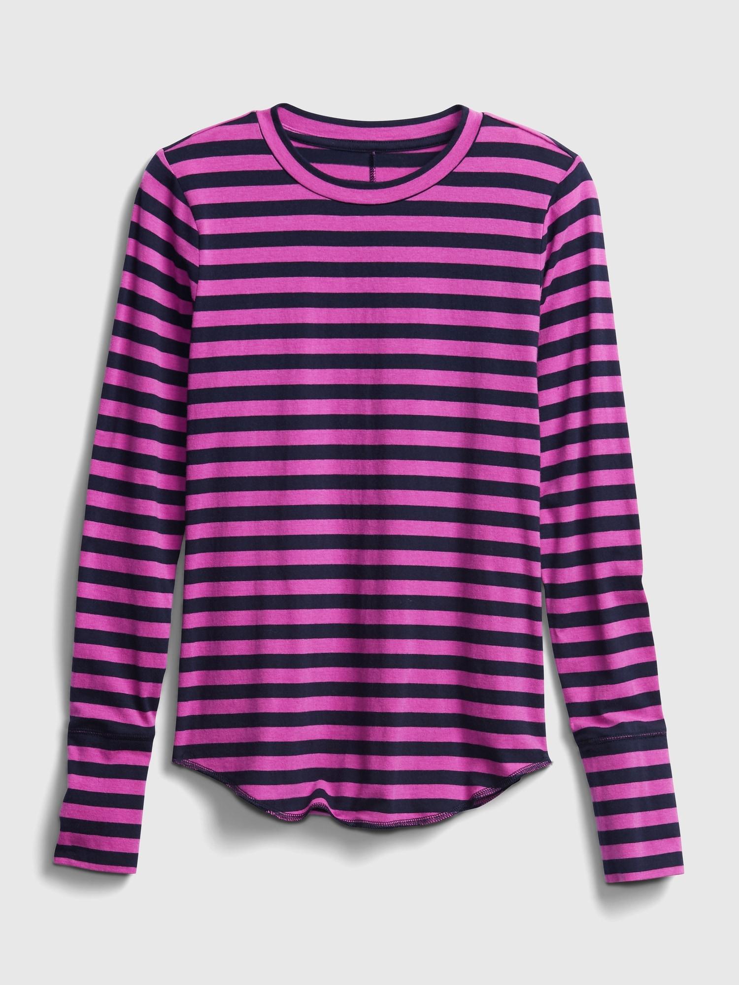 GAP Koszulki, topy damskie fioletowy