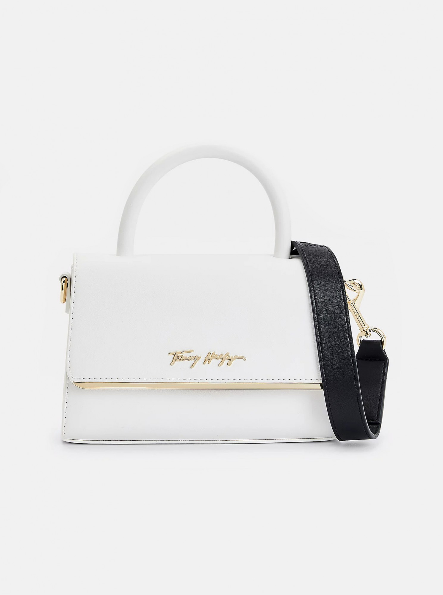 Tommy Hilfiger biały crossbody mała torebka
