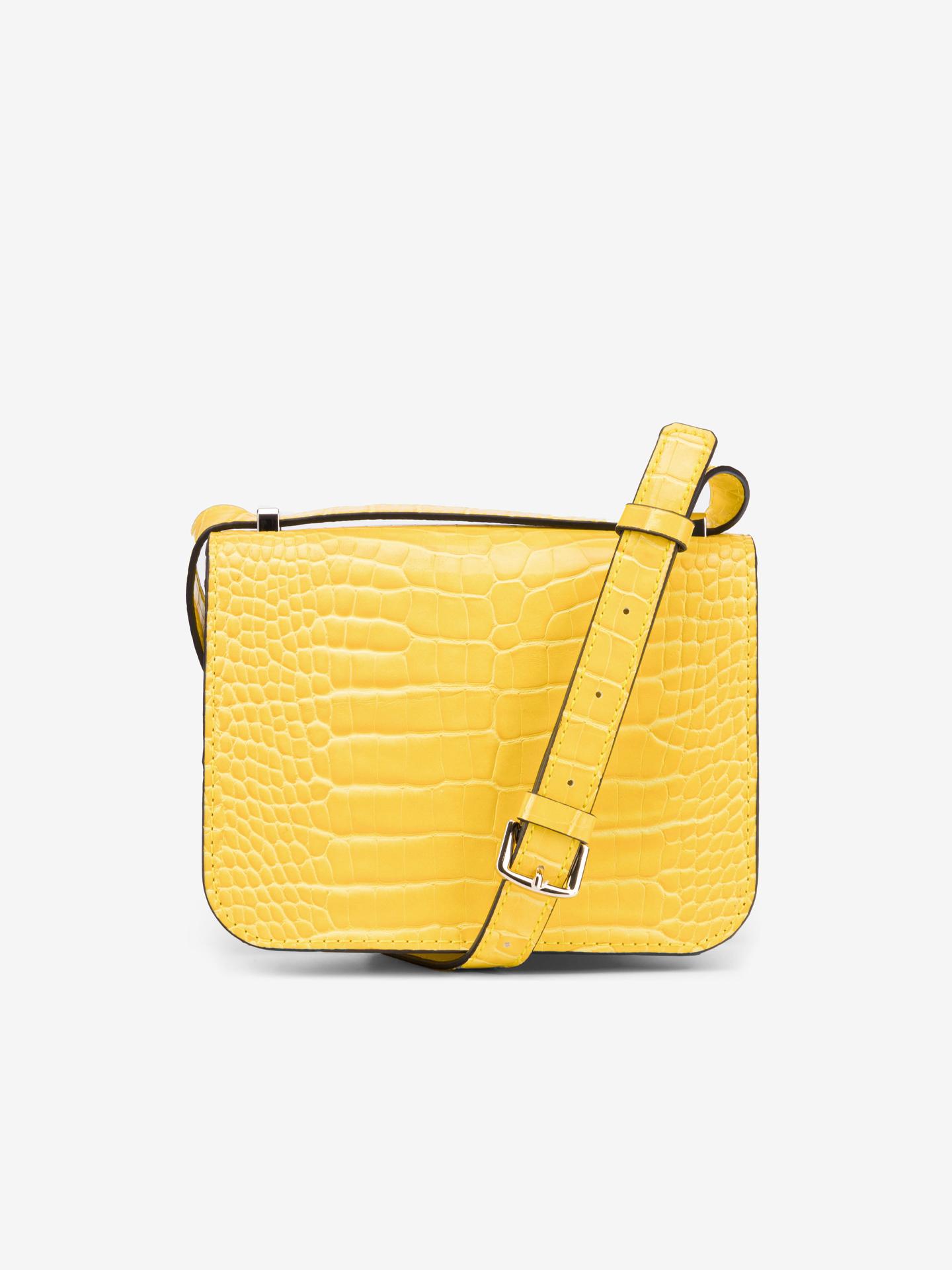 Guess żółty torebka Corily