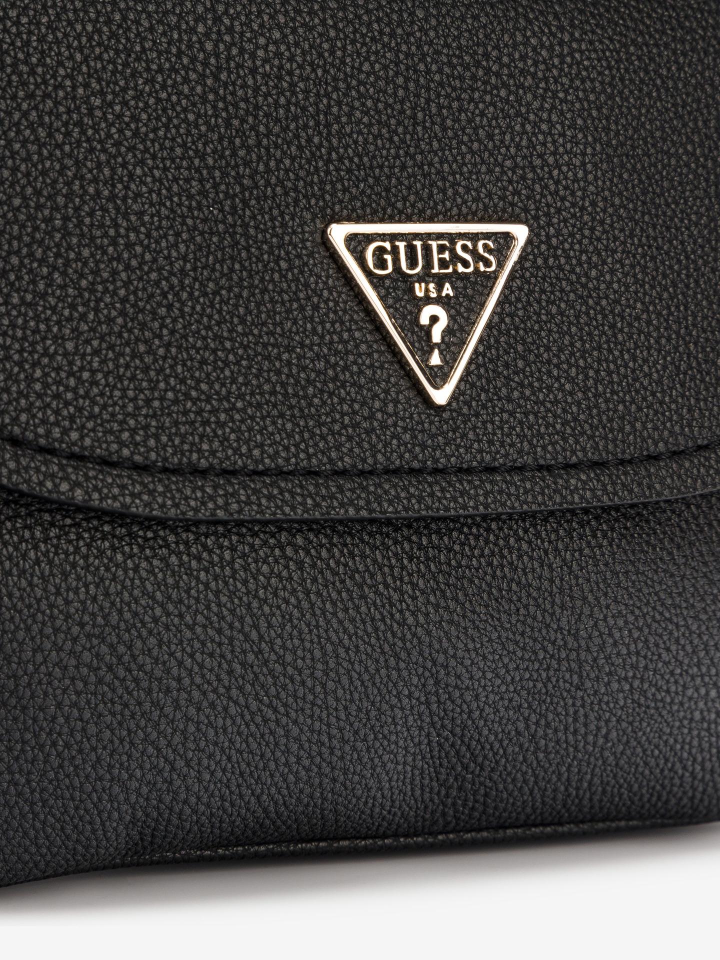 Guess czarny torebka Destiny