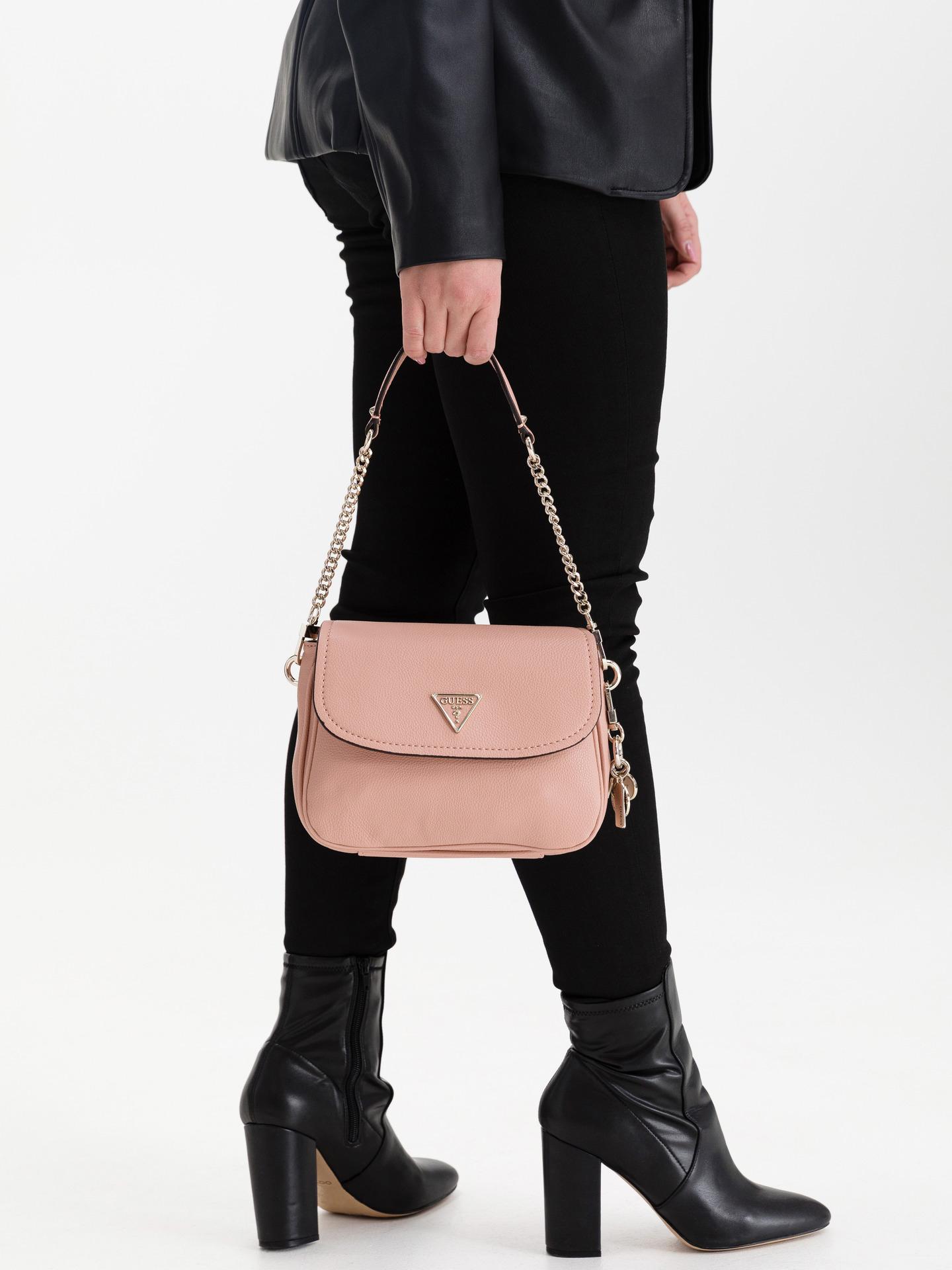 Guess różowy torebka Destiny