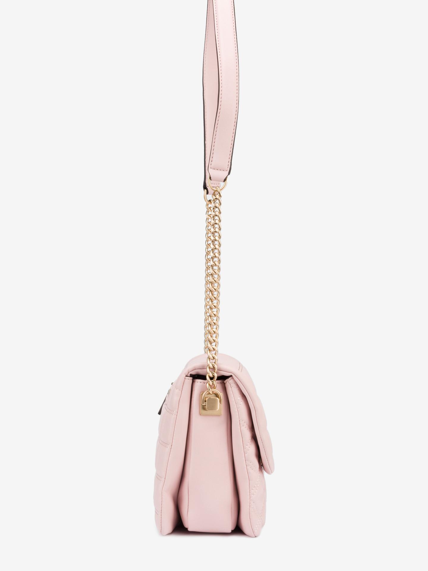 Guess różowy torebka Kamina