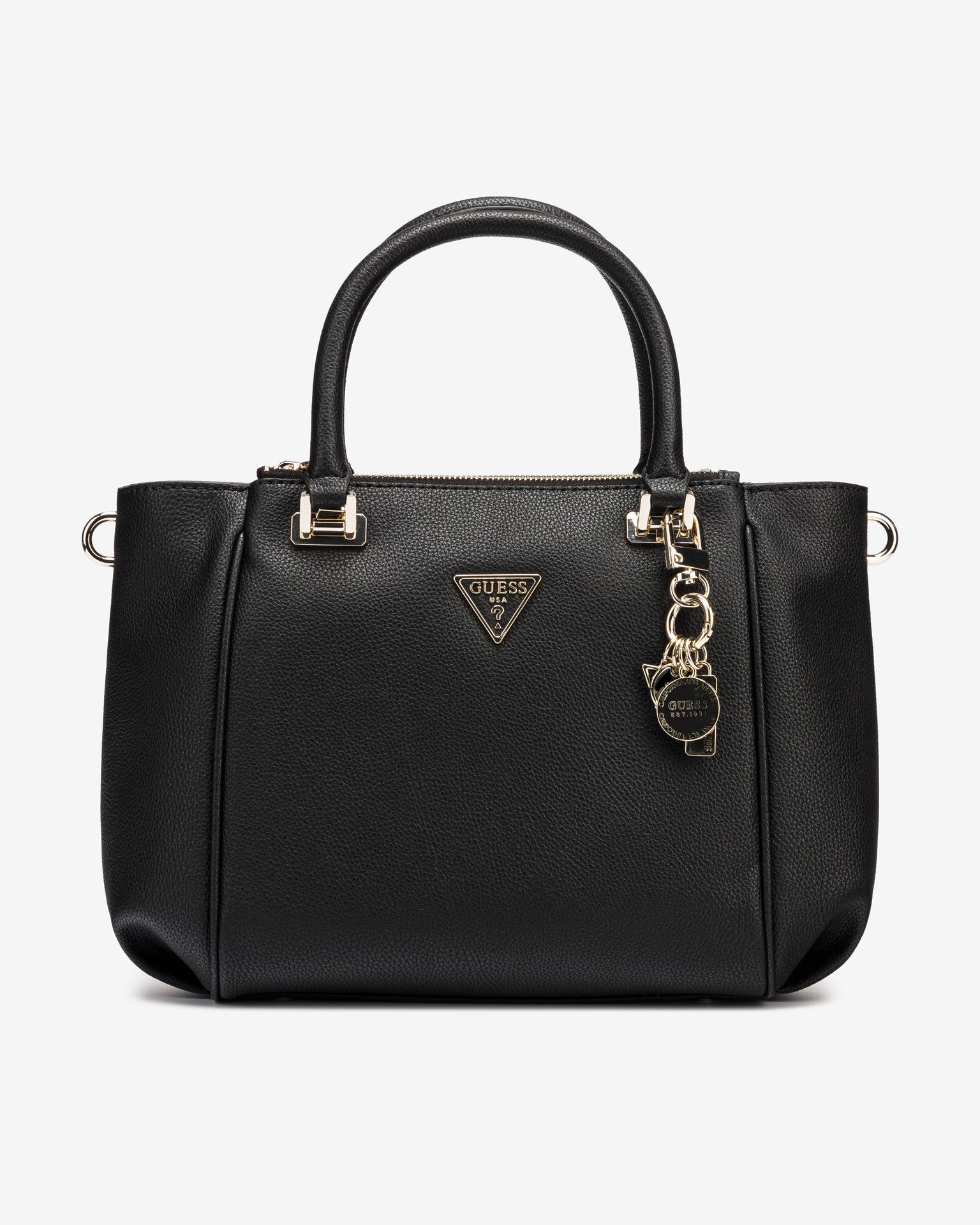 Guess czarny torebka Destiny Status