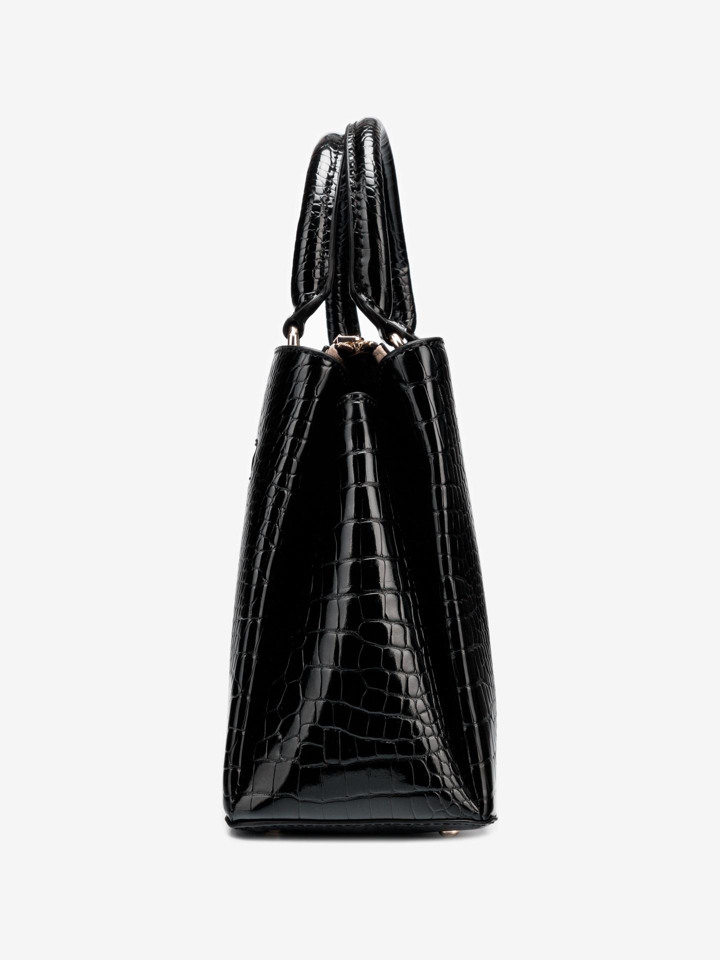 Guess czarny torebka Carabel