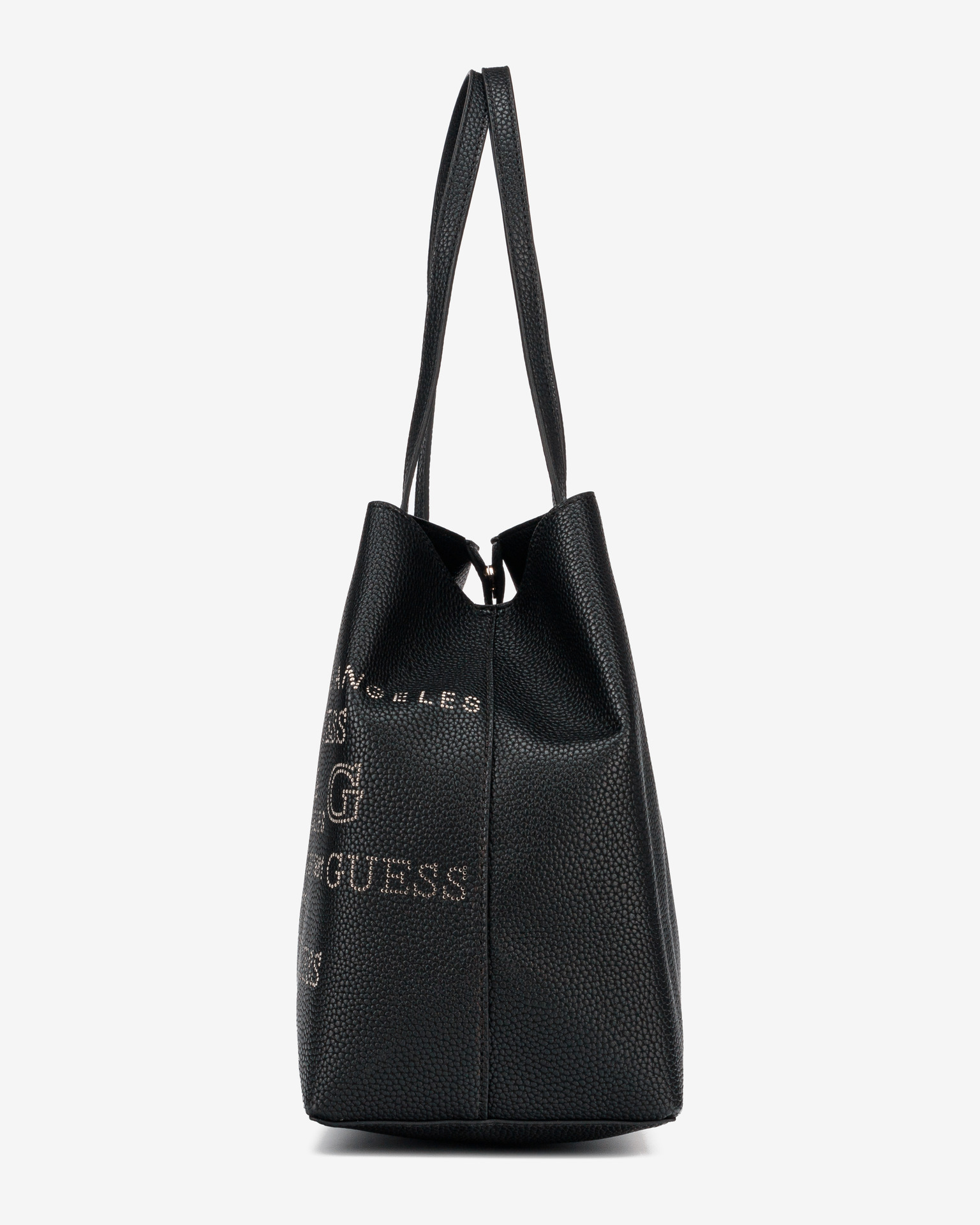 Guess czarny torebka Vikky Large