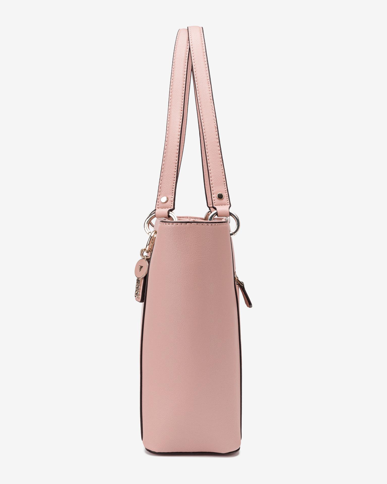 Guess różowy torebka Noelle