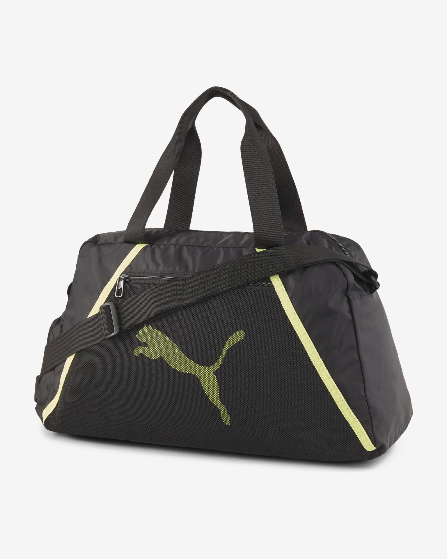 Puma czarny torba At Ess Grip