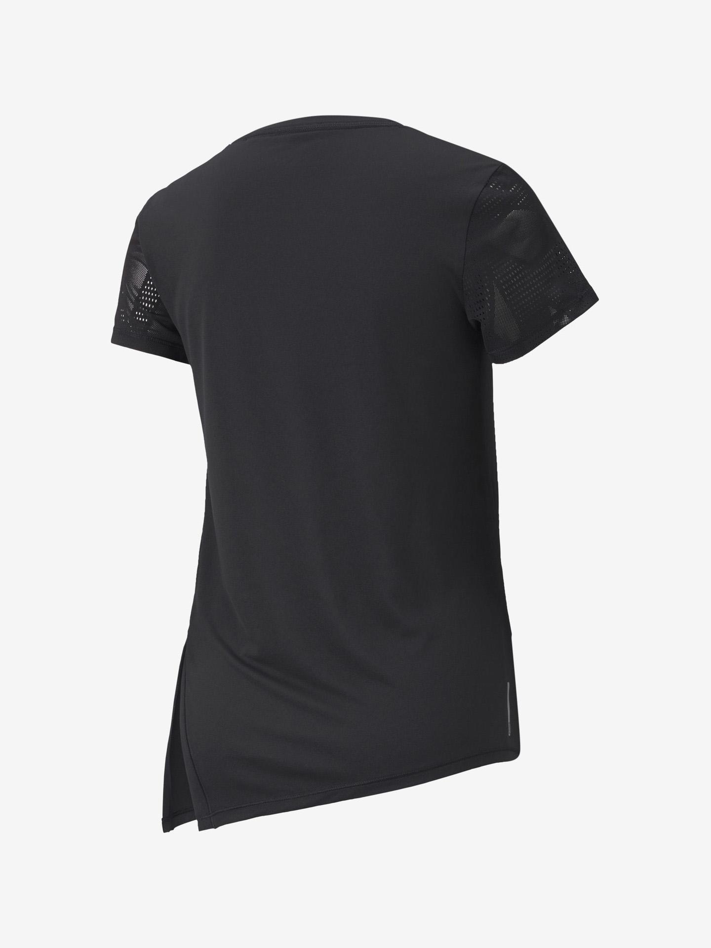 Puma czarny damska koszulka Studio Lace