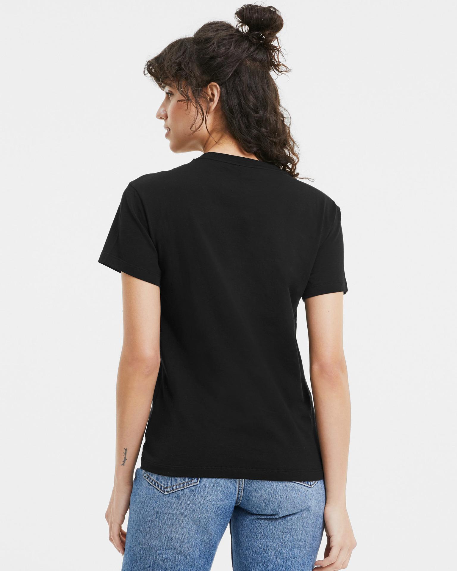 Puma Classics Koszulka Czarny