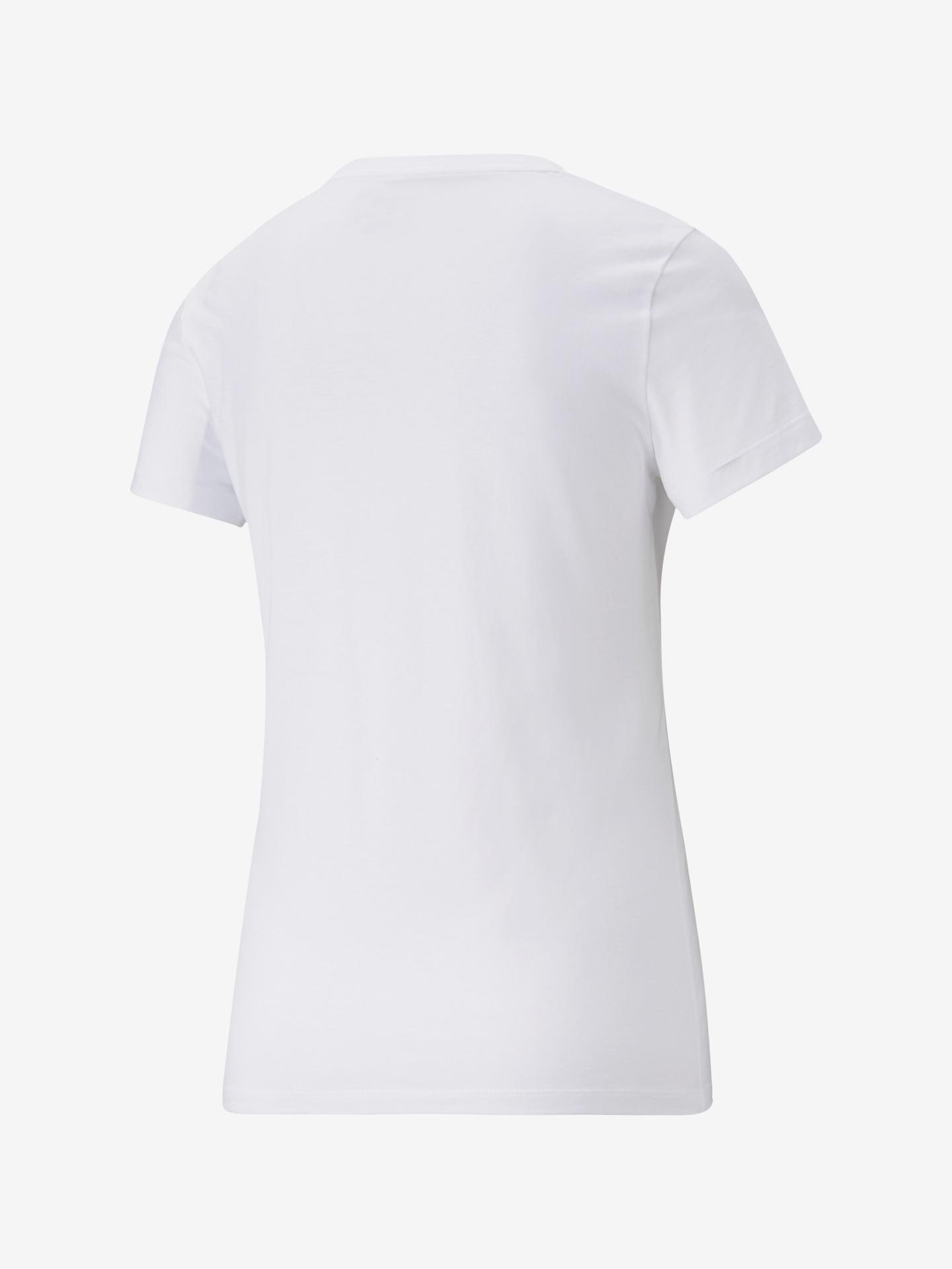 Puma Graphic Streetwear Koszulka Biały