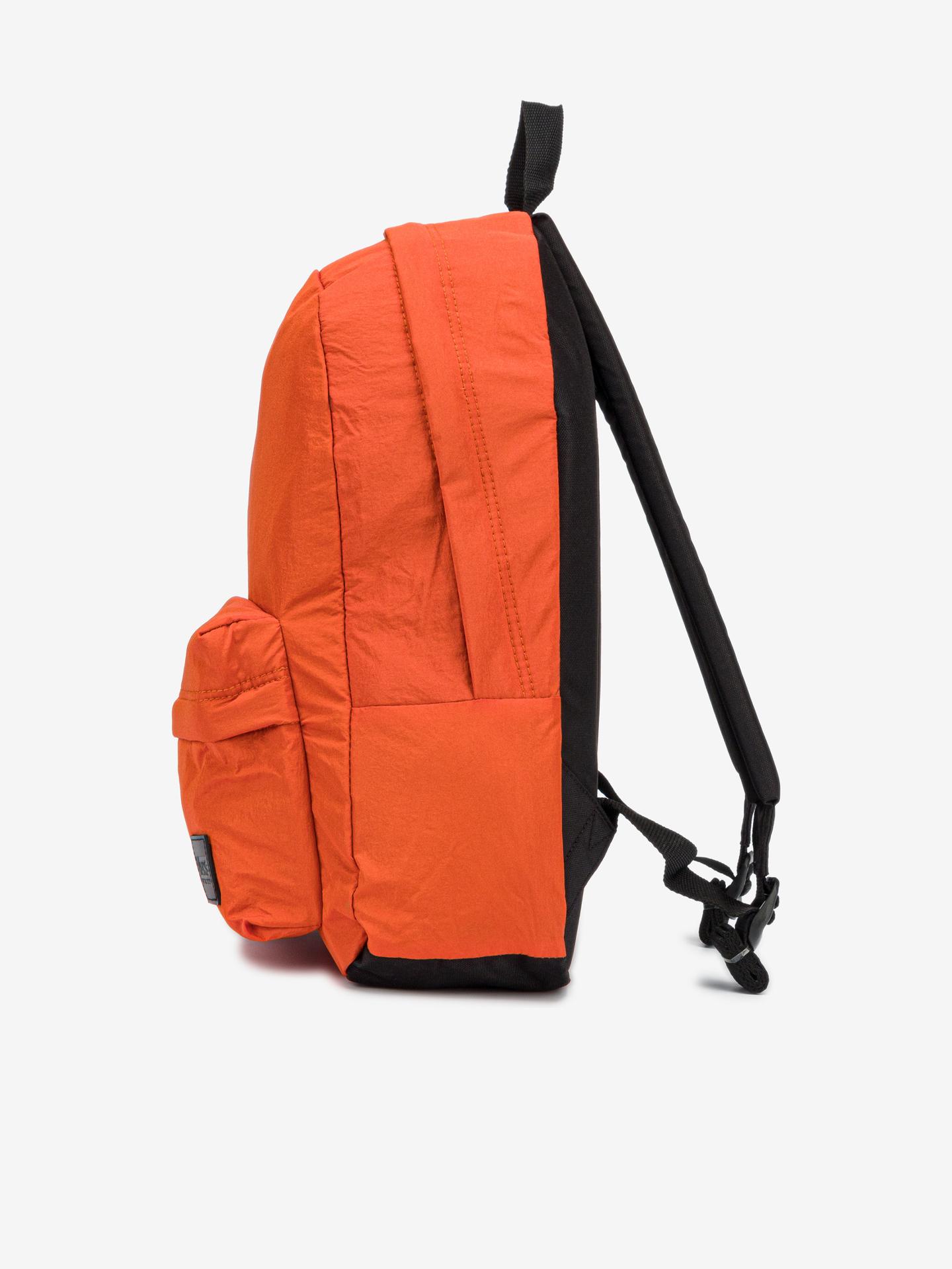 Vans pomarańczowy plecak