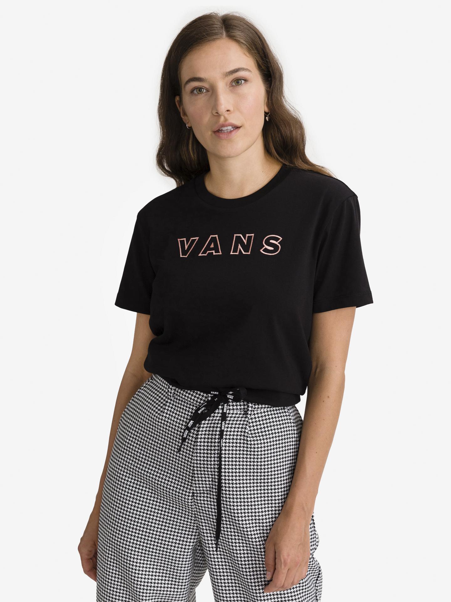 Vans czarny koszulka Well Suited