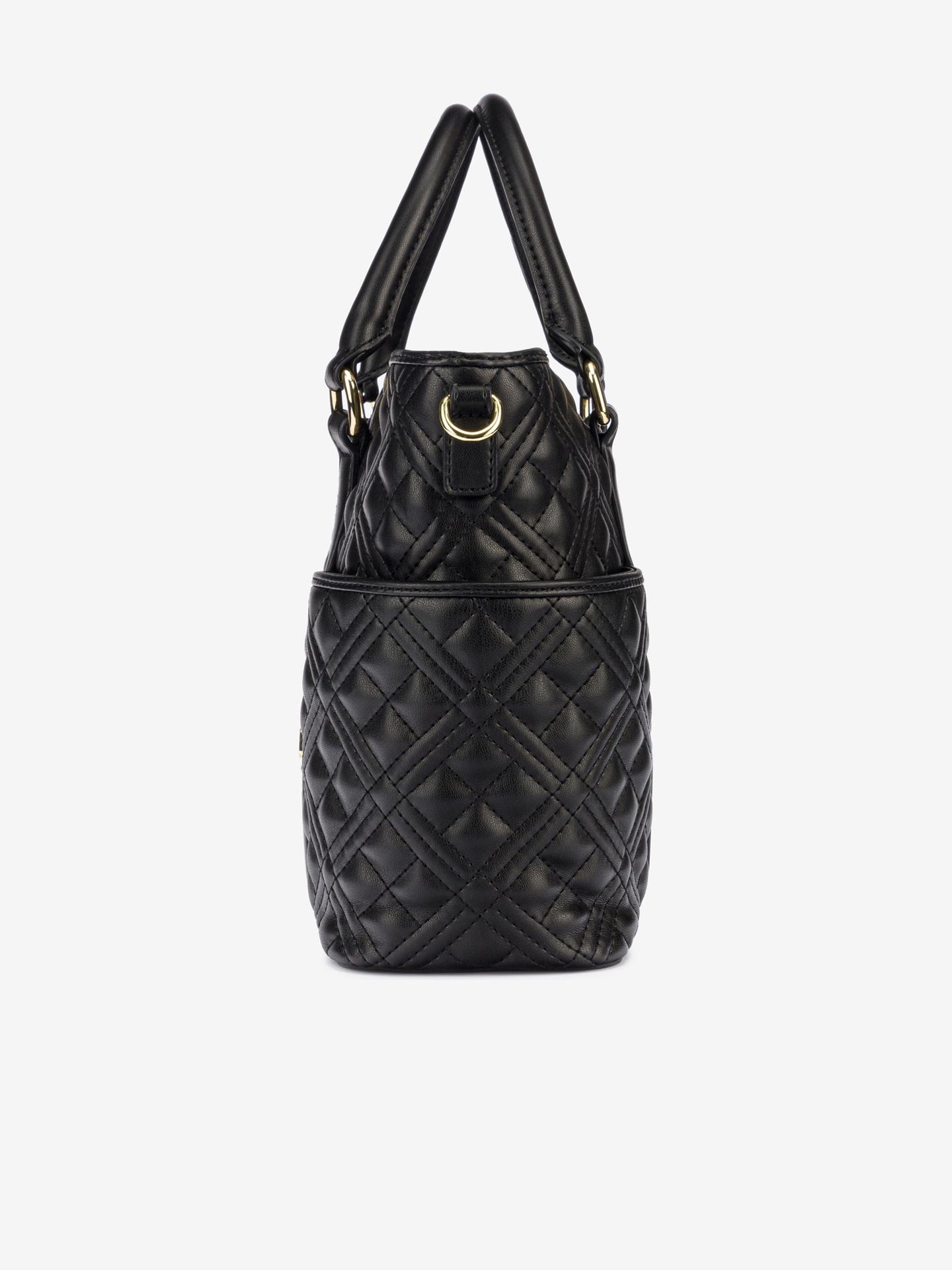 Love Moschino czarny torebka