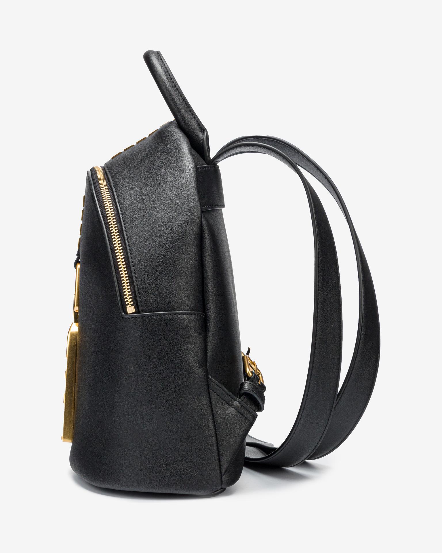 Love Moschino czarny plecak