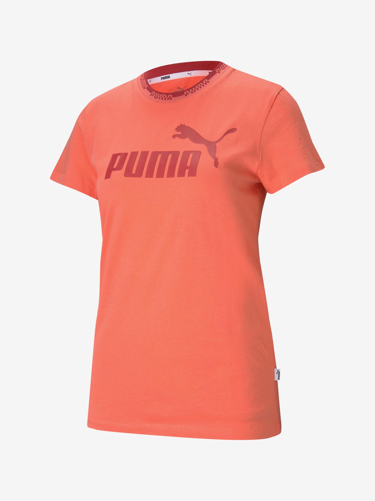 Puma Amplified Koszulka Pomarańczowy