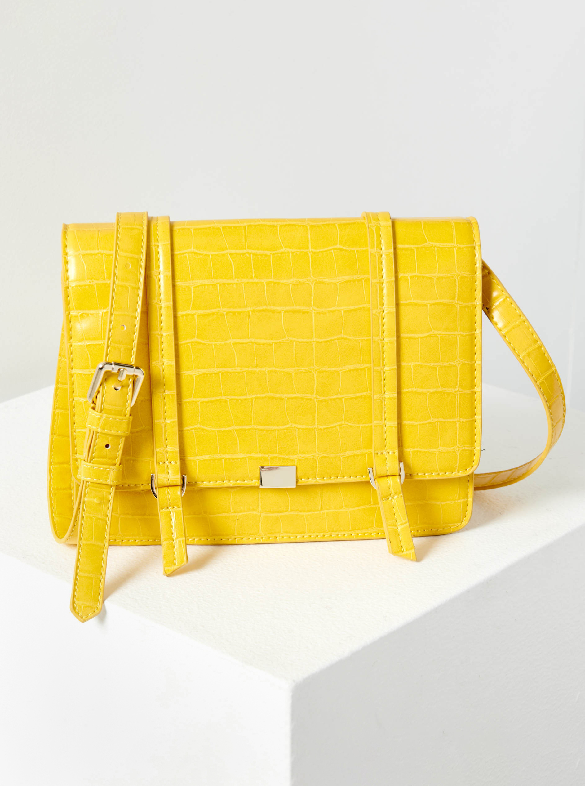 CAMAIEU Torebka damska żółty