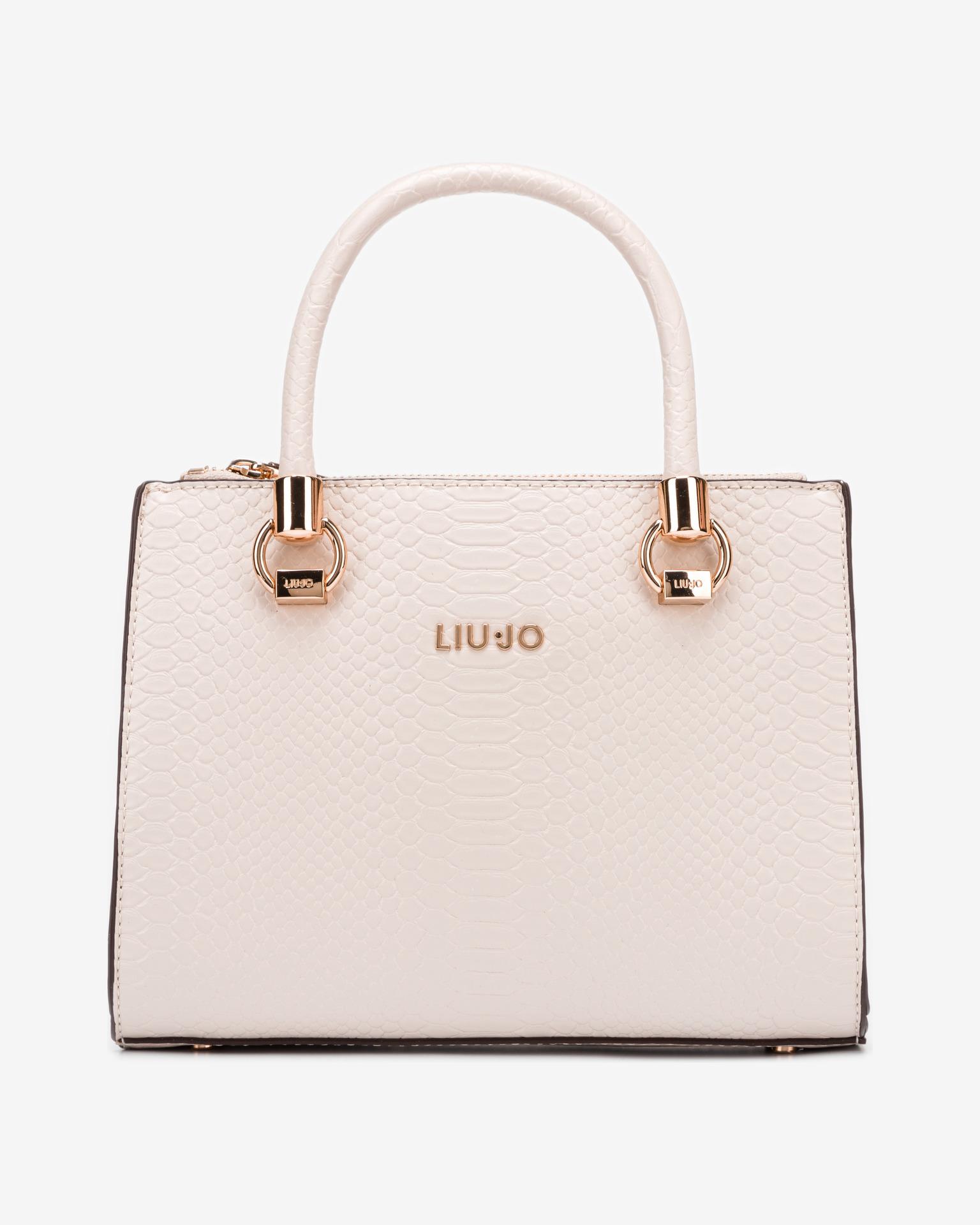 Liu Jo beżowy torebka