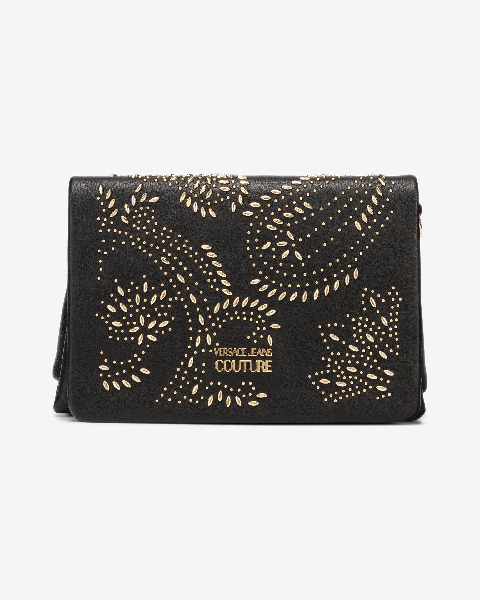 Versace Jeans Couture czarny crossbody torba