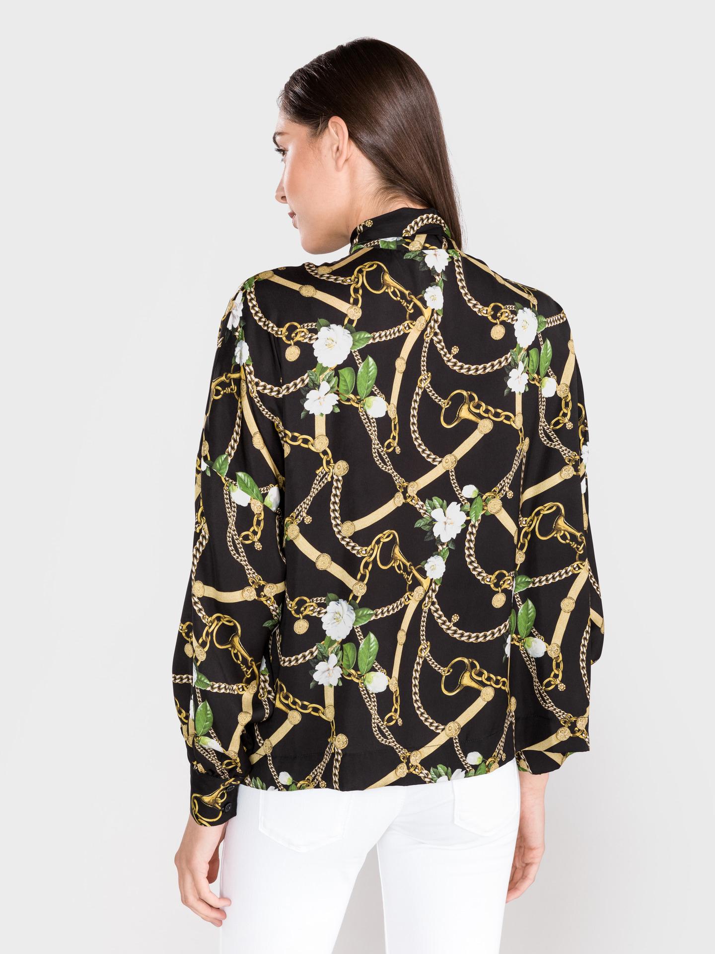 Liu Jo czarny bluzka