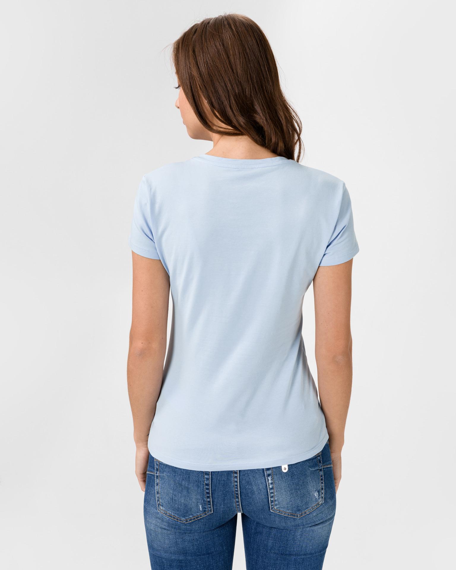 Liu Jo Koszulka Niebieski