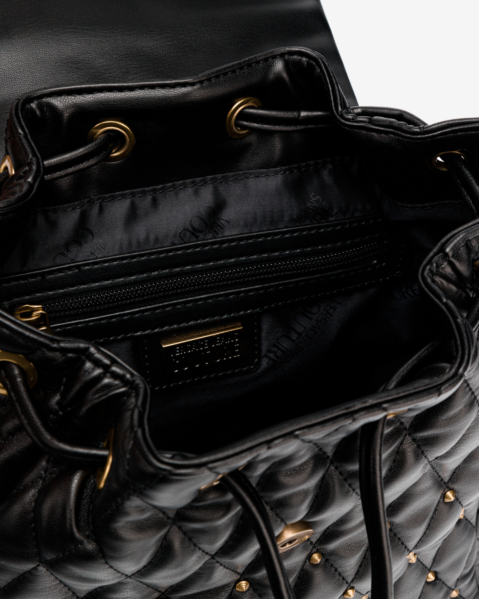 Versace Jeans Couture czarny plecak