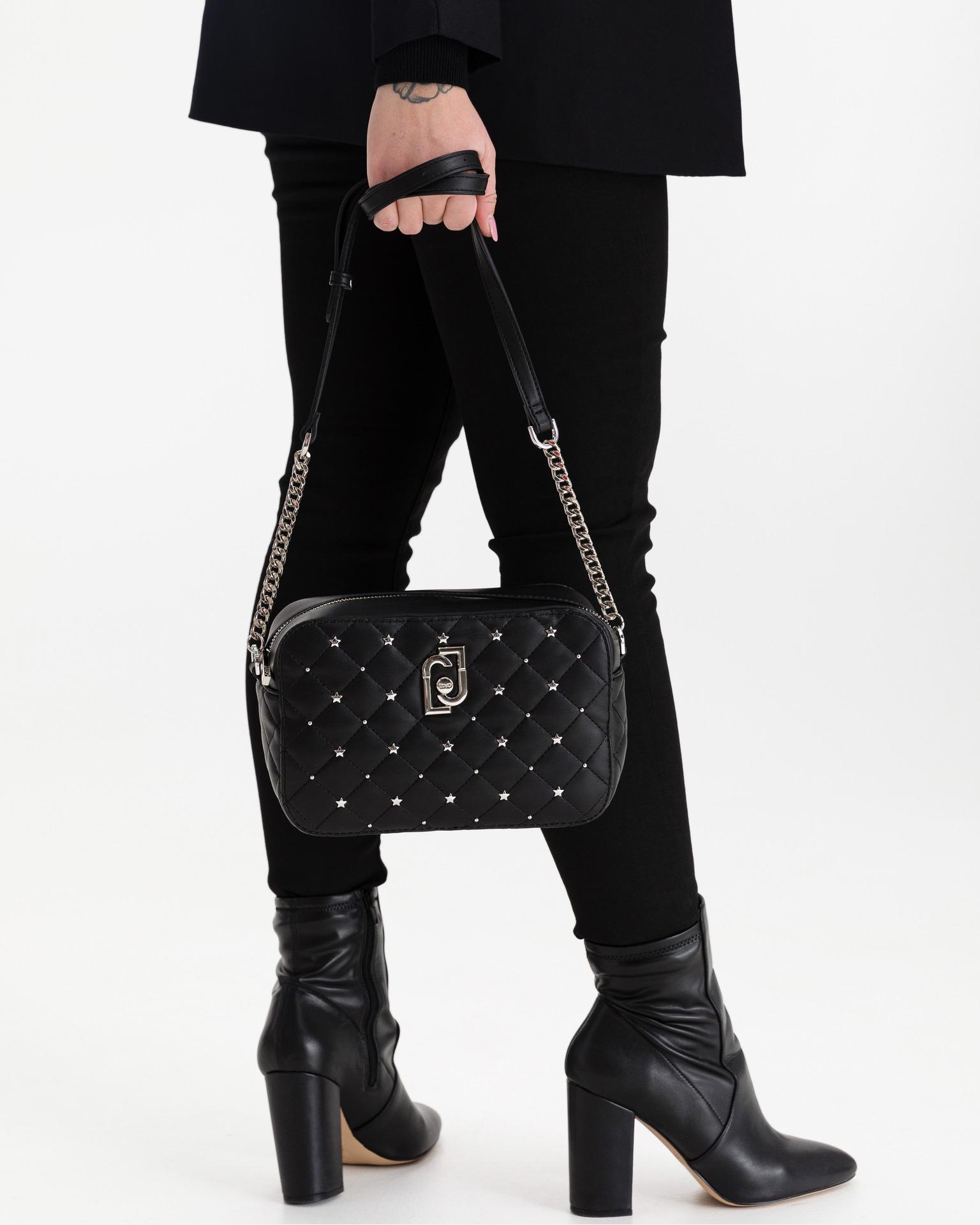 Liu Jo czarny crossbody torba