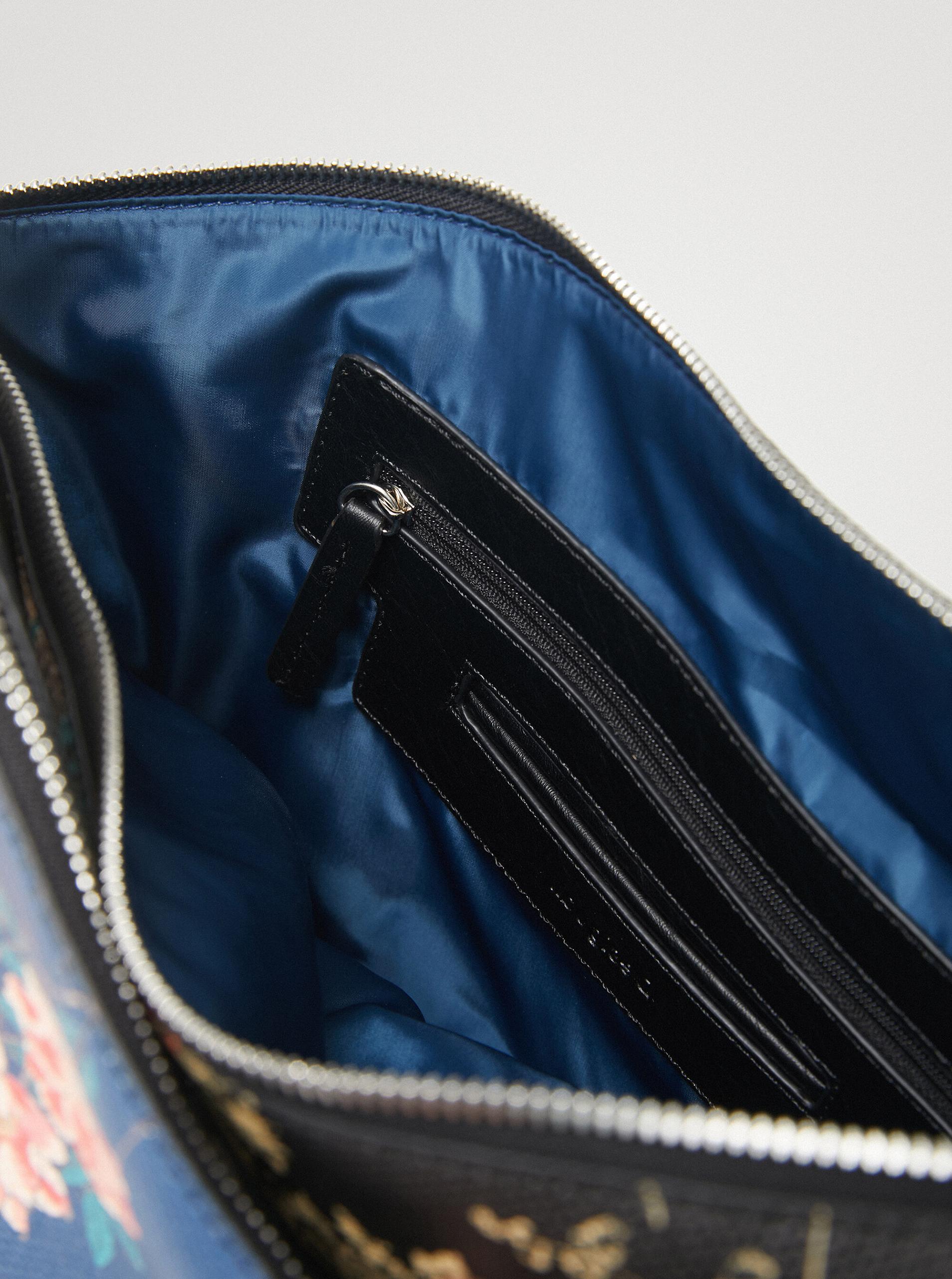 Desigual niebieski torebka Magnus Harry 2.0 Maxi