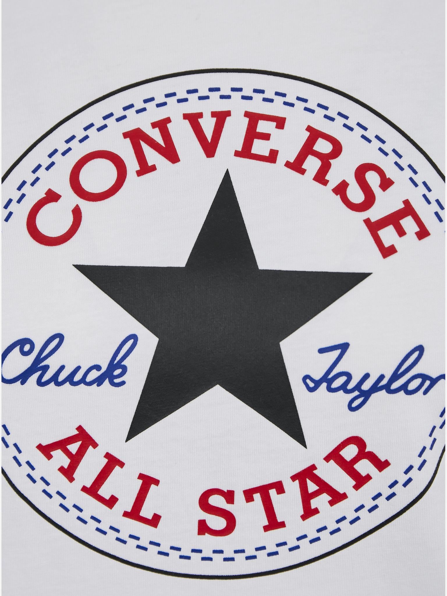 Converse Koszulka damska biały  Taylor