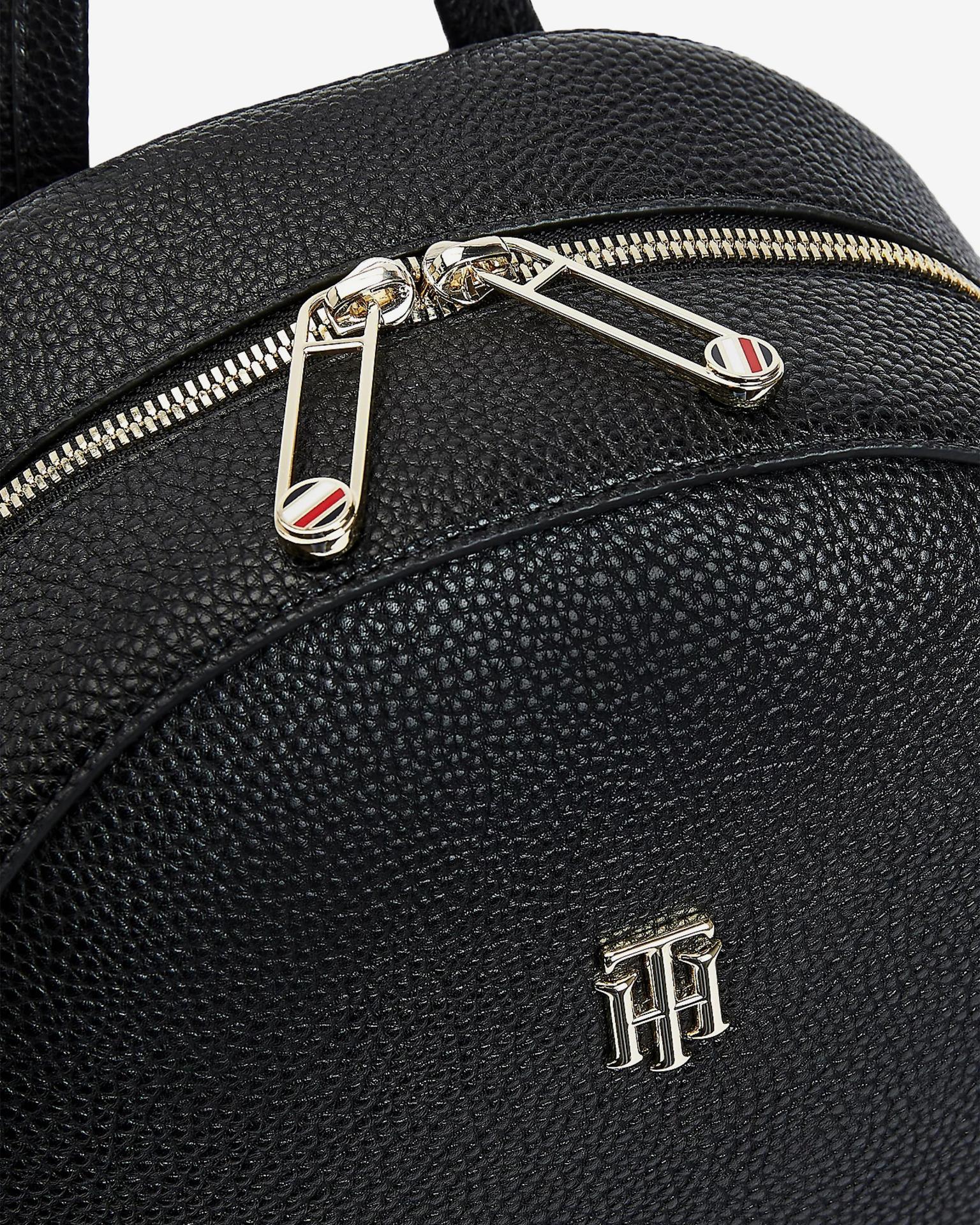 Tommy Hilfiger czarny plecak Essence