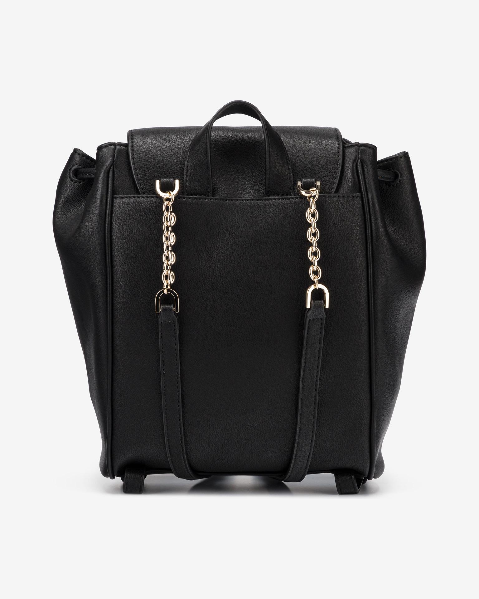 Calvin Klein czarny plecak Drawstring