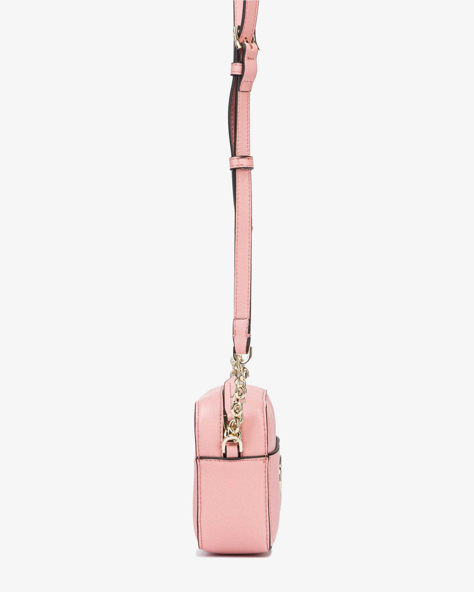 Calvin Klein różowy crossbody torba