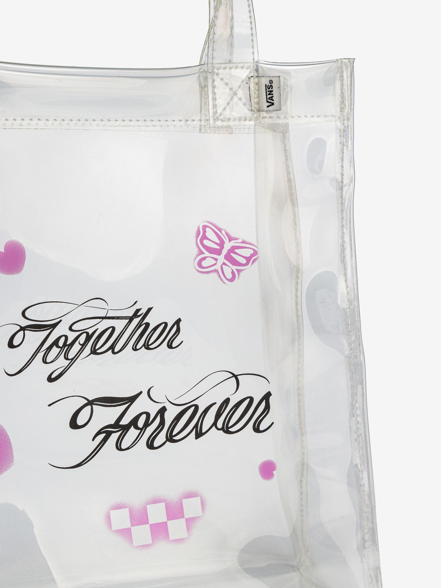 Vans biały torba Better Together Forever