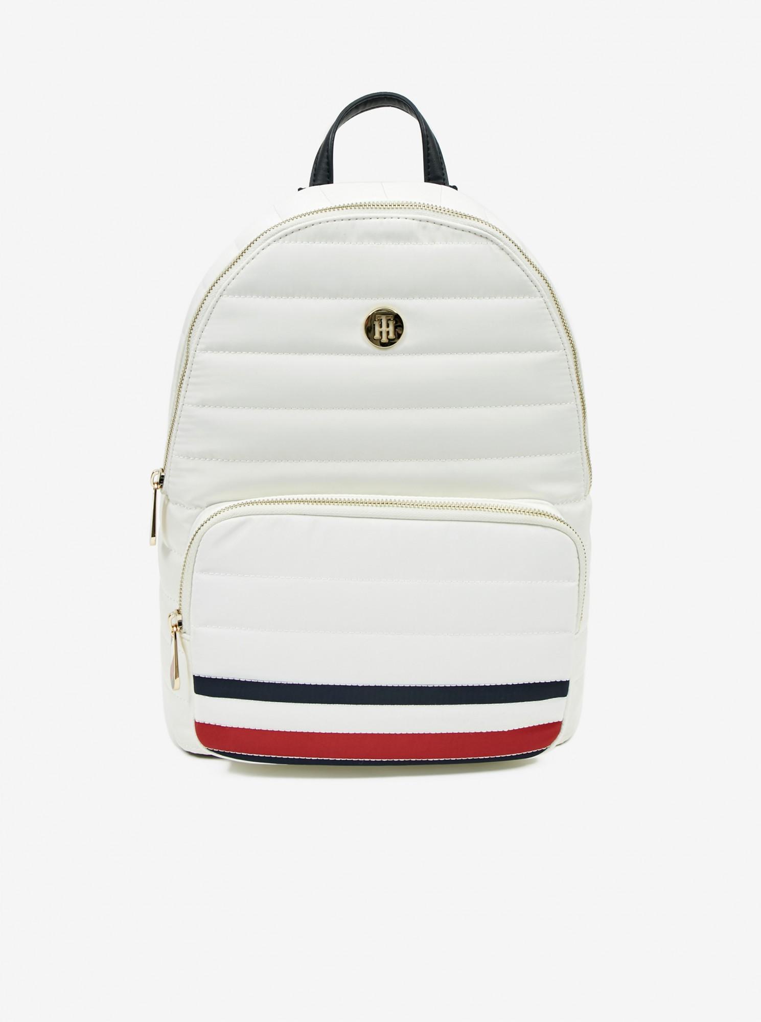 Tommy Hilfiger biały plecak