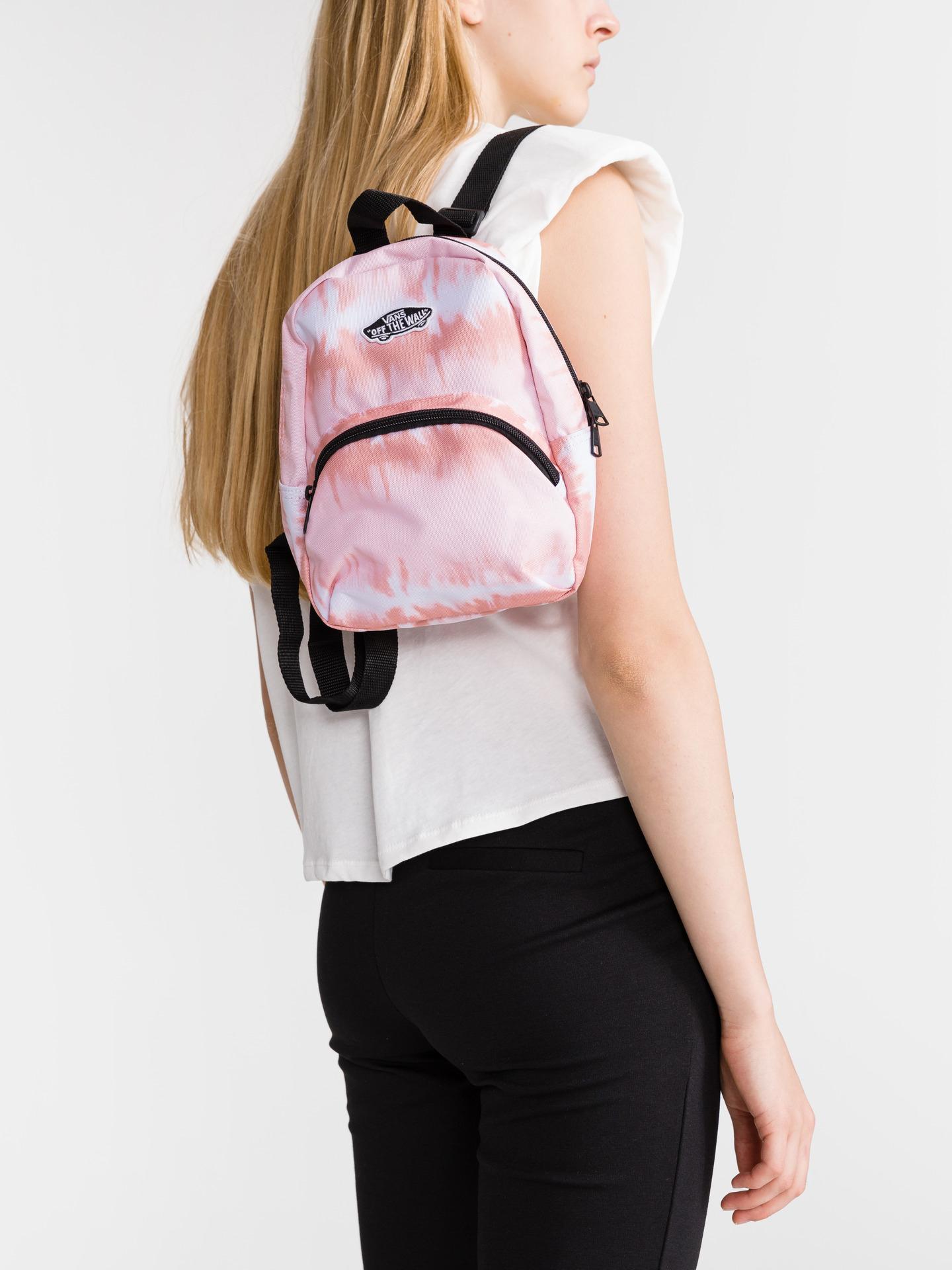 Vans różowy mały plecak Got This Mini