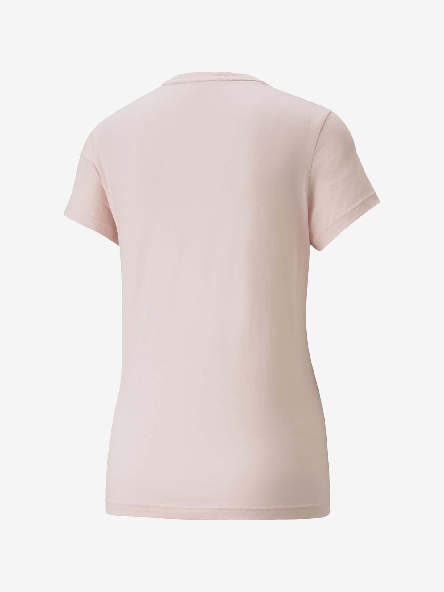 Puma Koszulka damska różowy  Logo