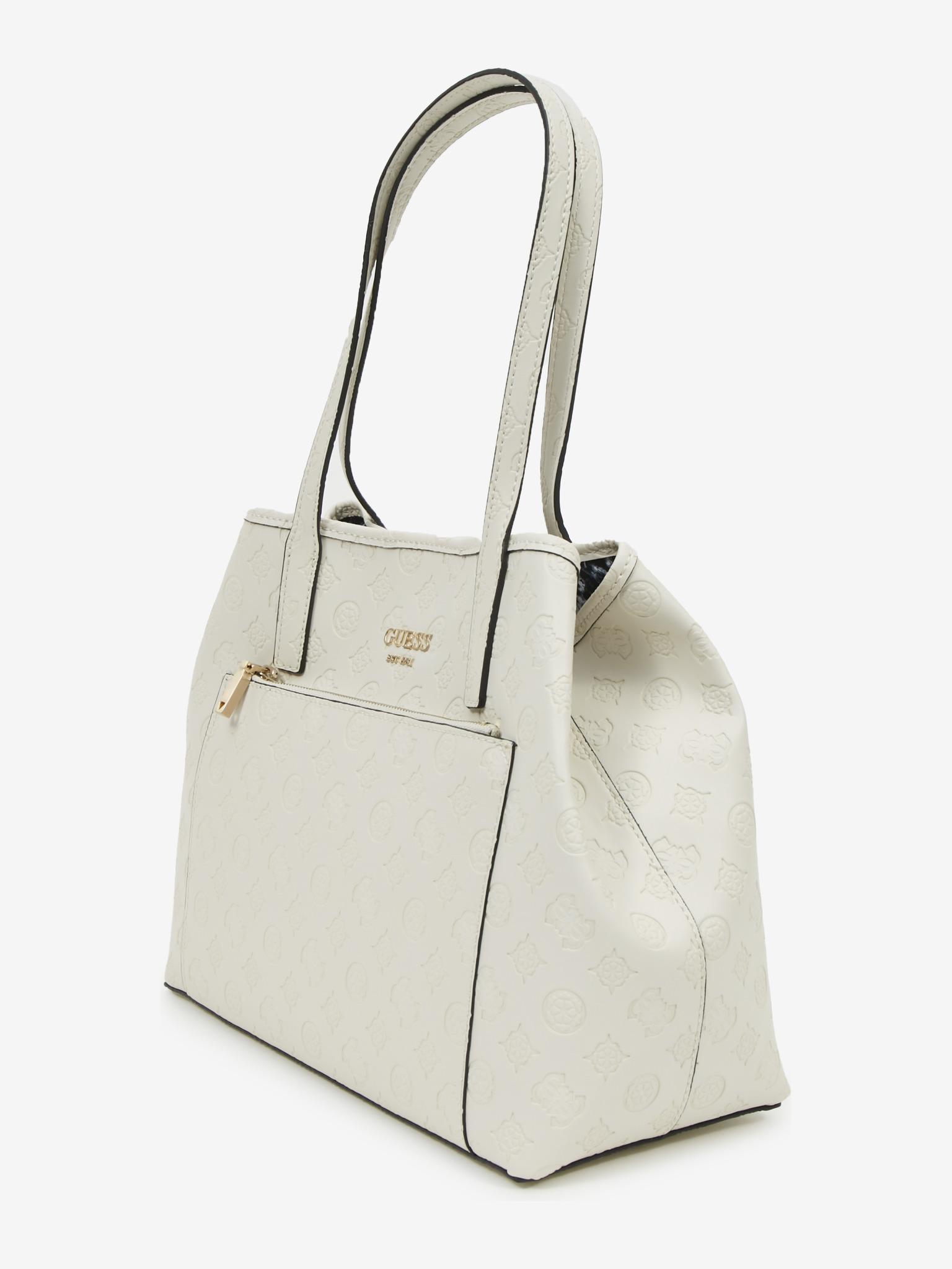 Guess biały torebka Vikky Roo