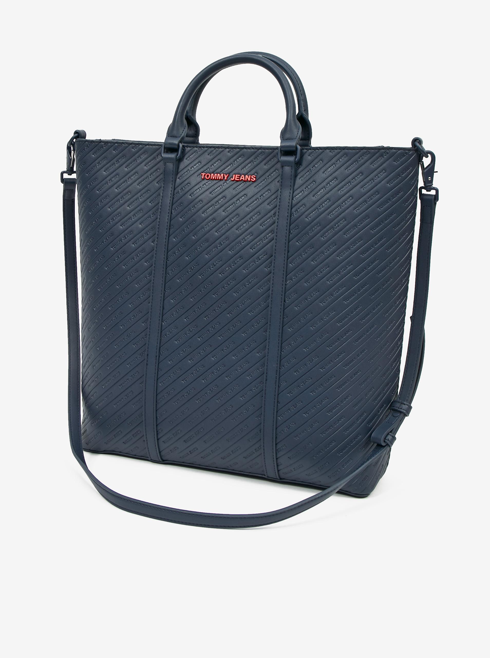 Tommy Hilfiger niebieski torebka