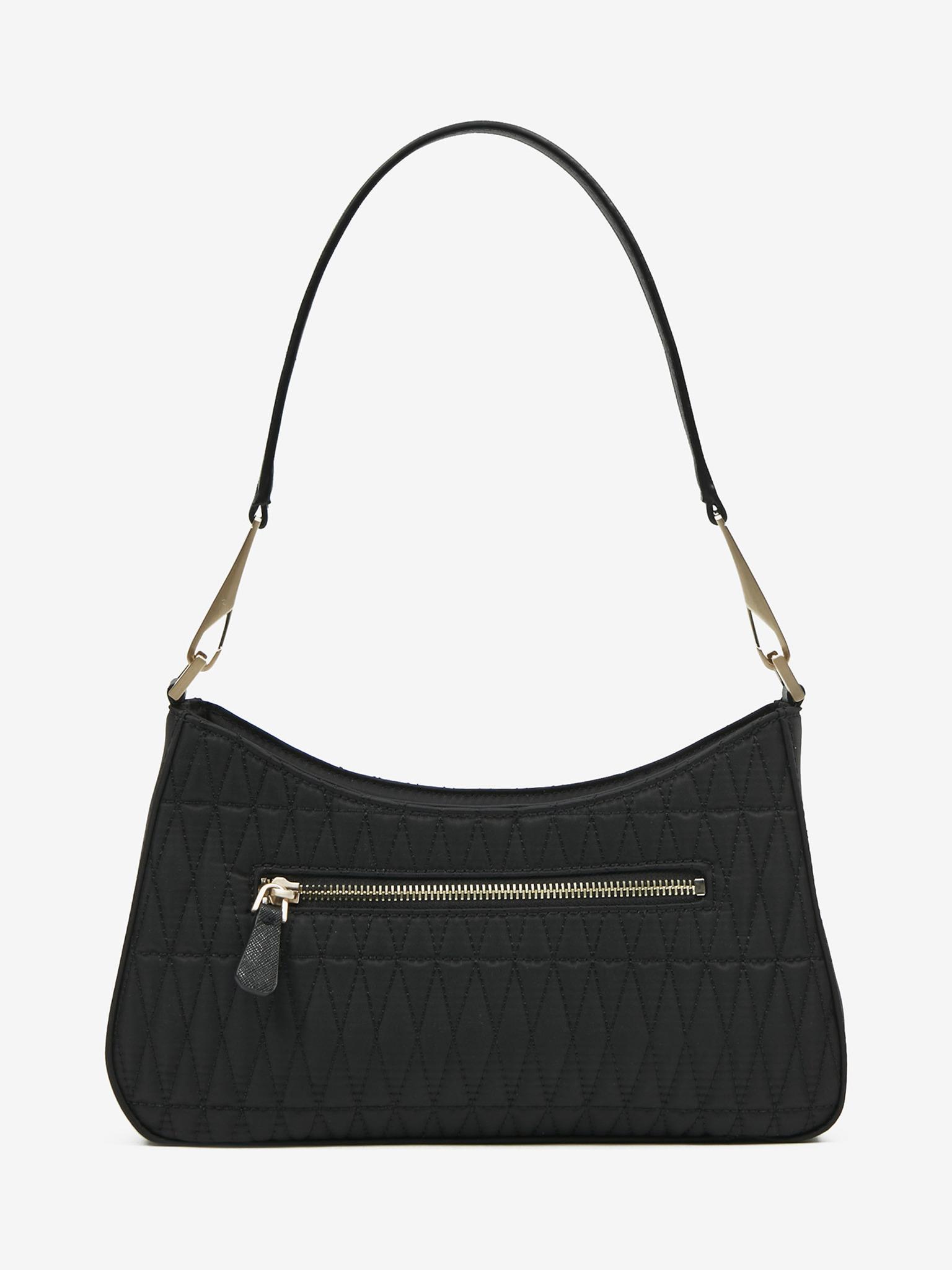 Guess czarny torebka Layla Top