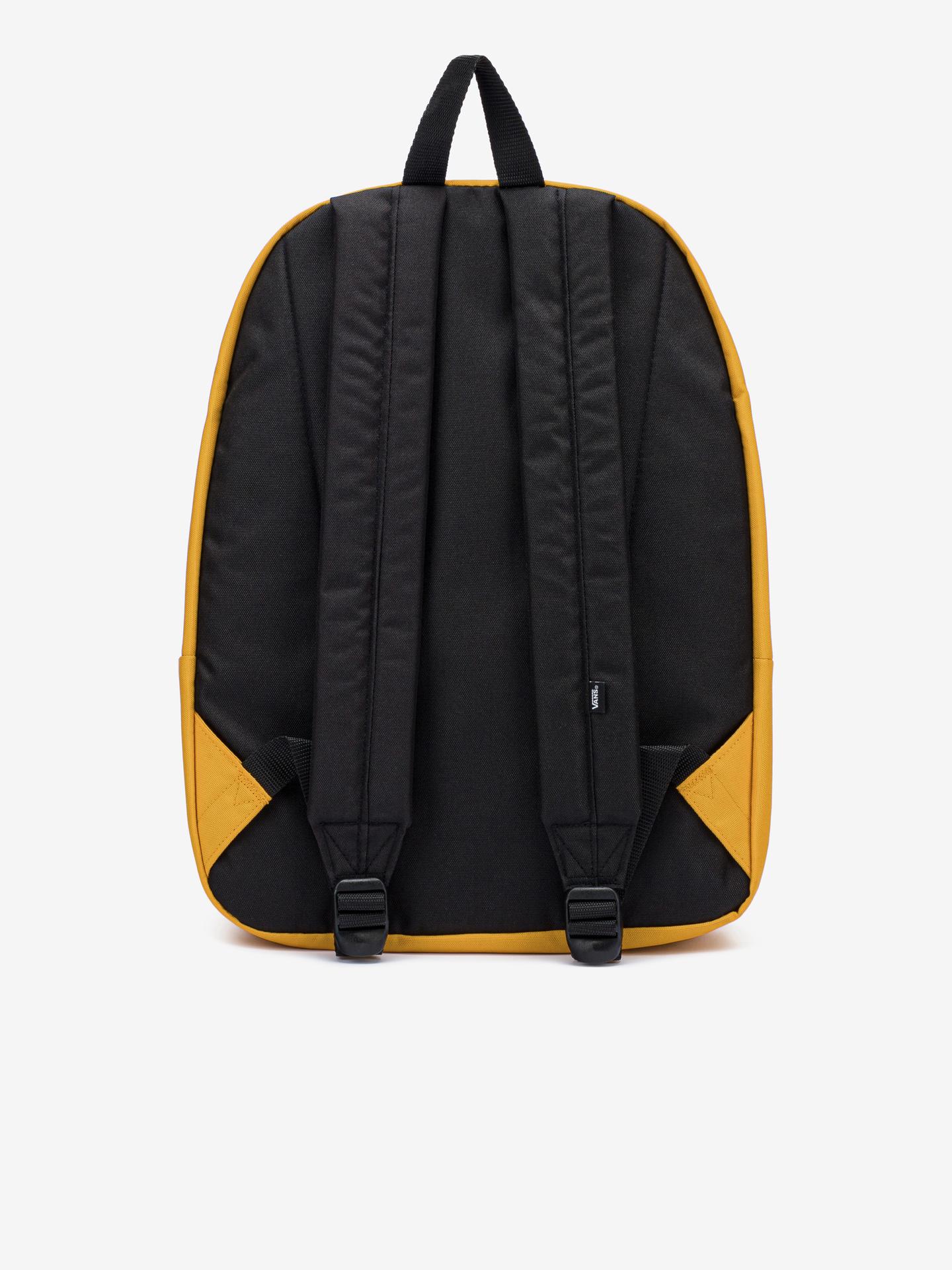 Vans żółty plecak Realm