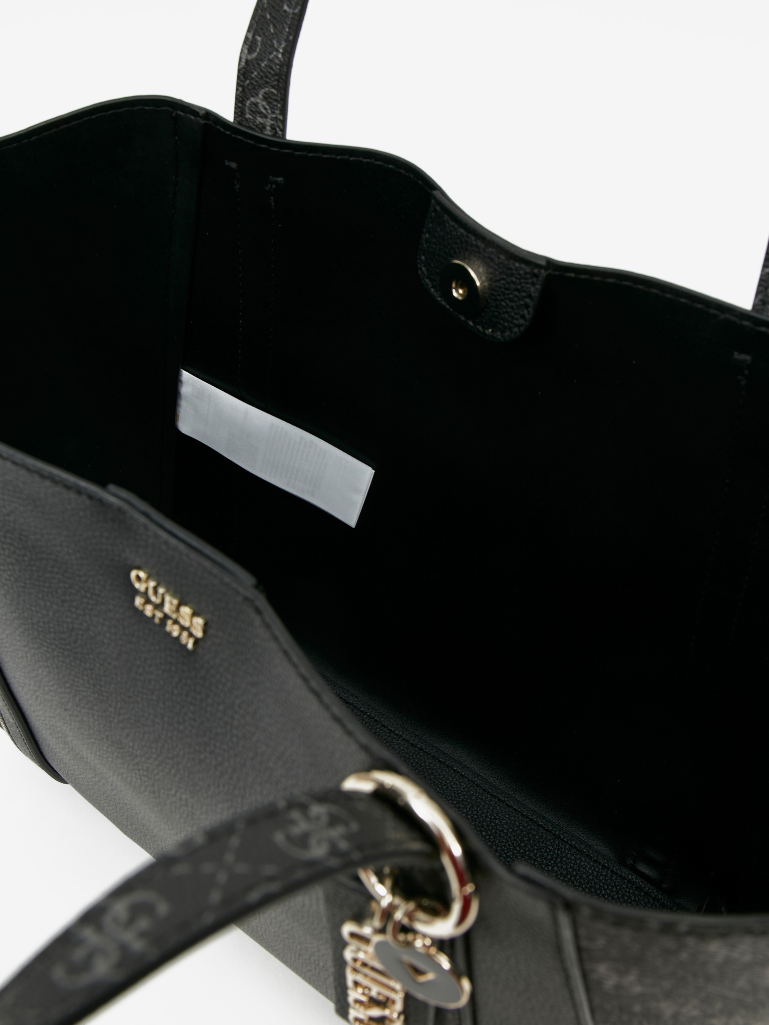 Guess czarny torebka Naya