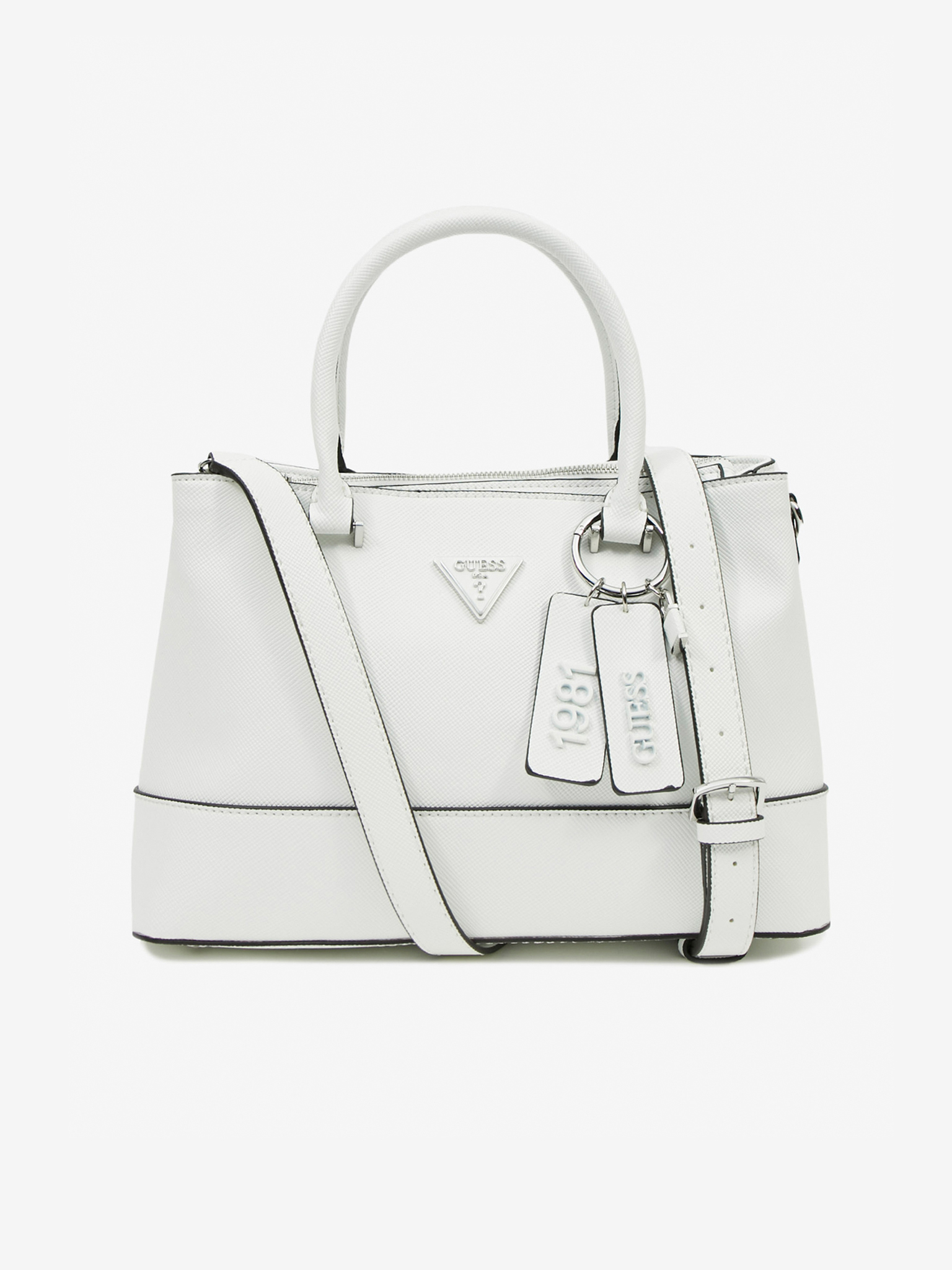 Guess biały torebka Cordelia Luxury