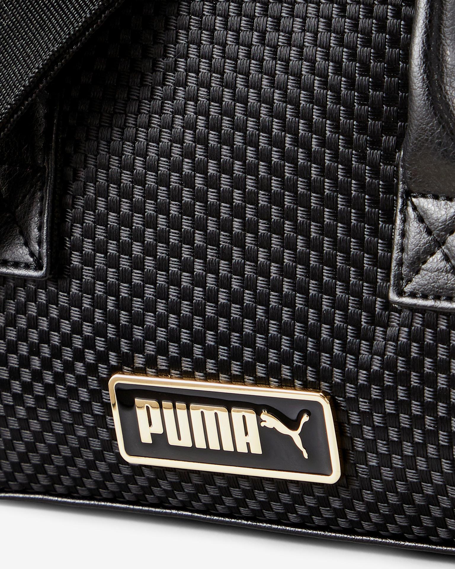 Puma Prime Premium Mini Torebka Czarny