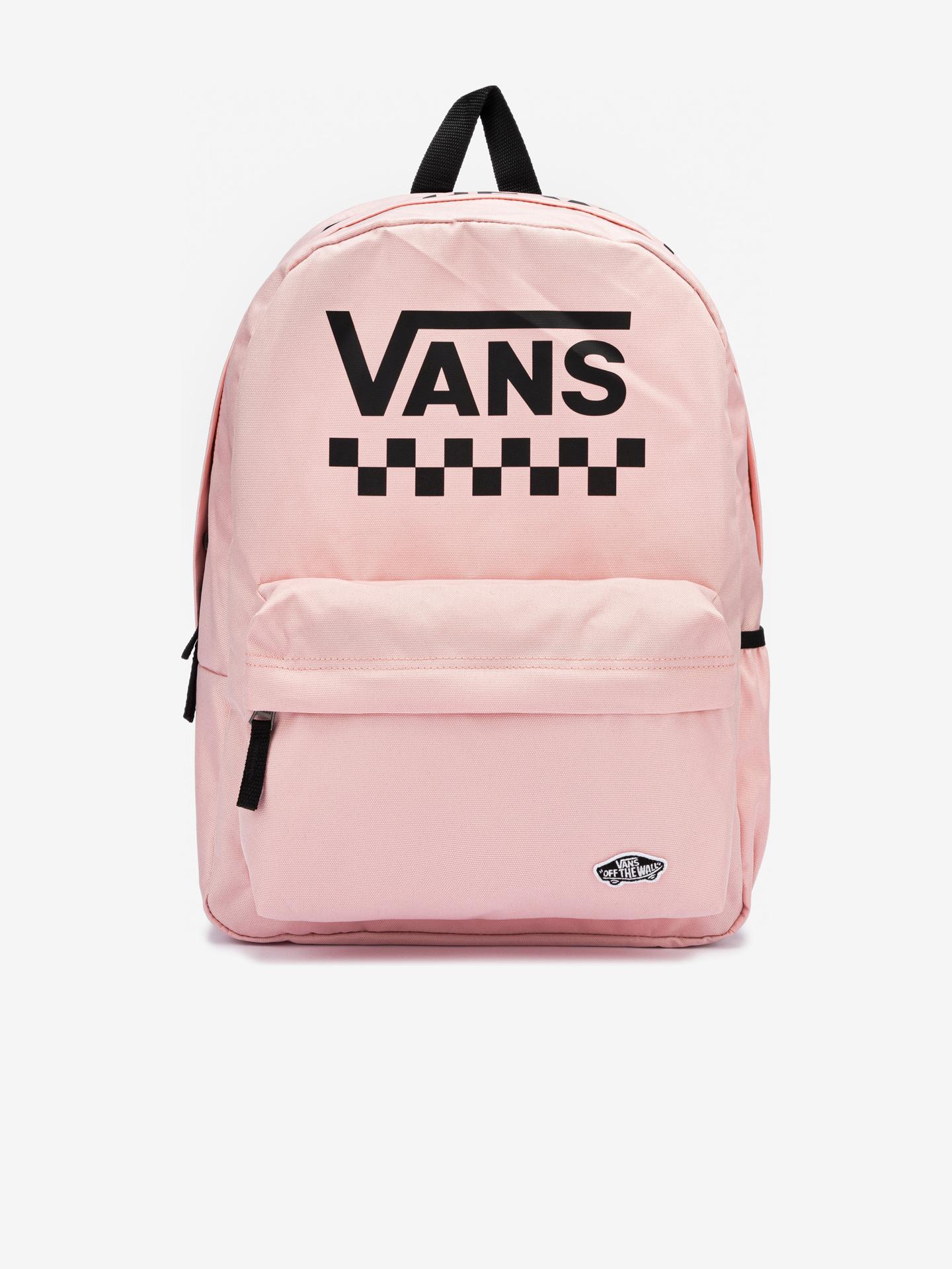 Vans różowy plecak Street Sport Real