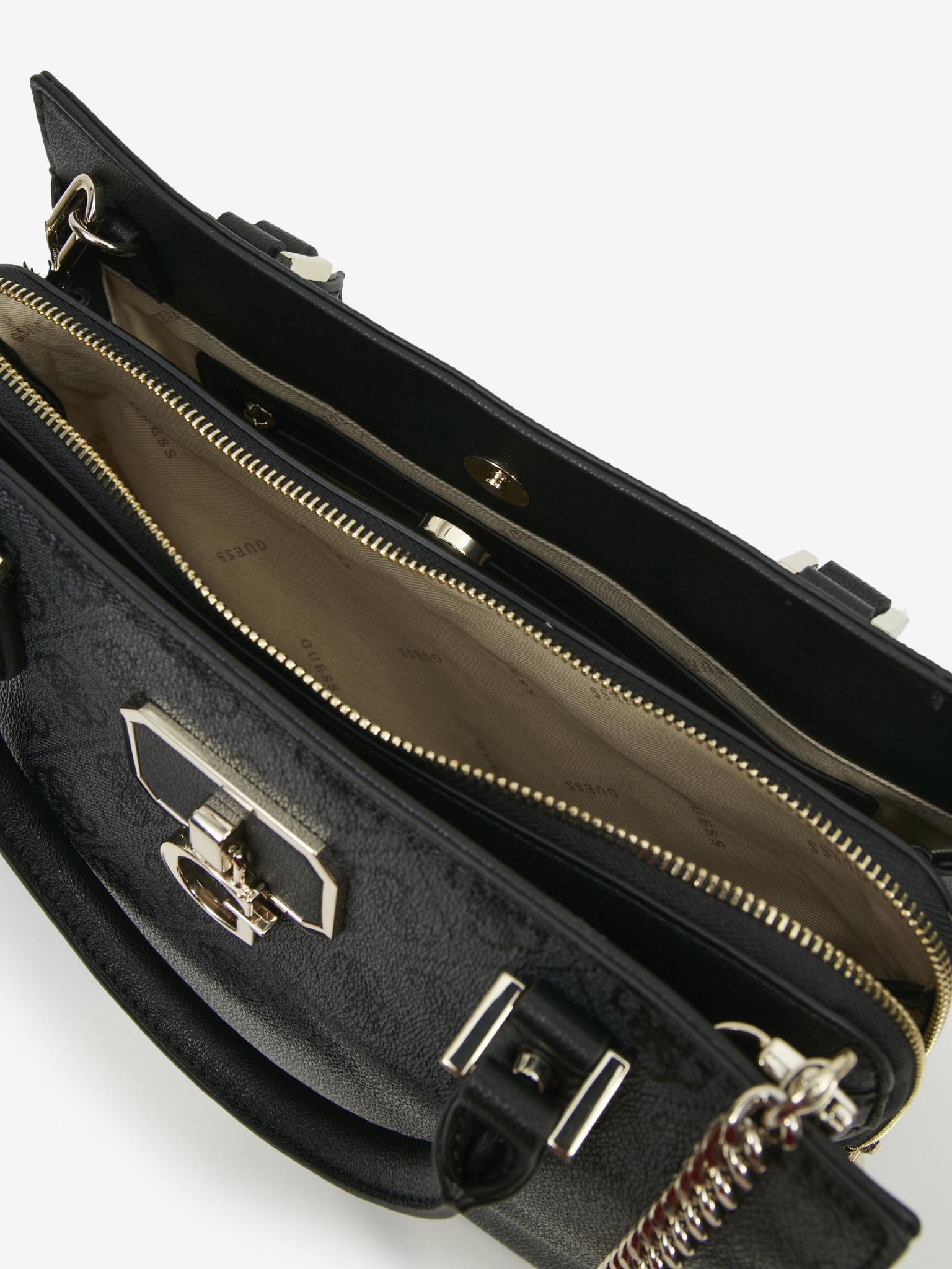 Guess czarny torebka Alisa Girlfriend