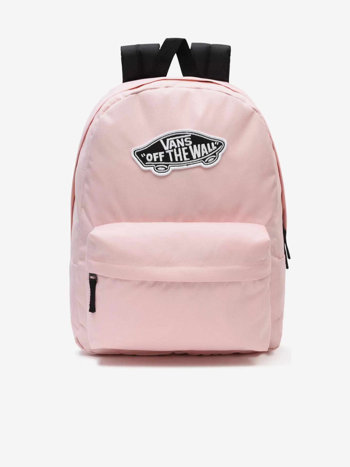 Vans Realm Backpack Pink